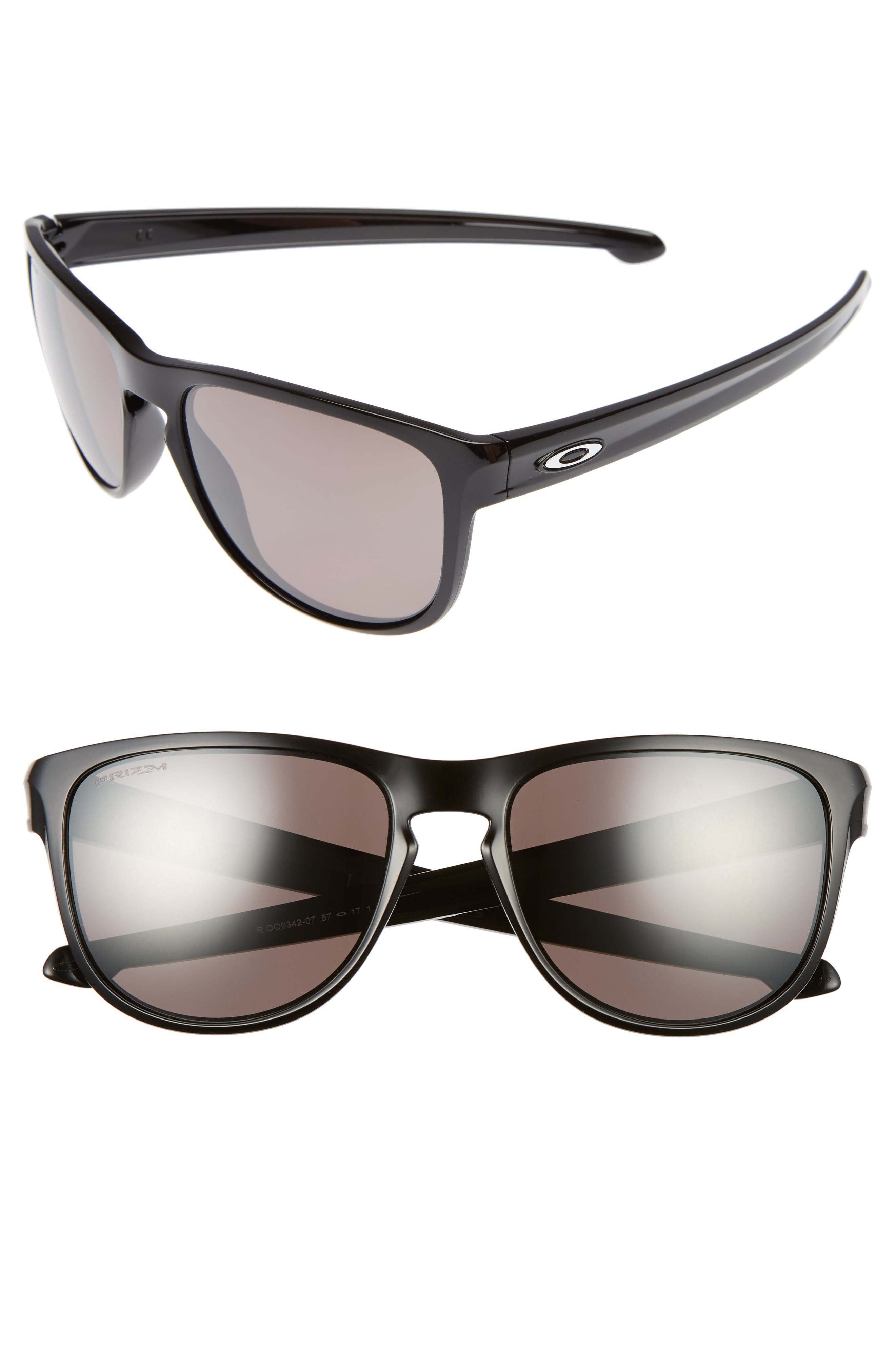 OAKLEY Sliver<sup>™</sup> PRIZM<sup>™</sup> 57mm Polarized Sunglasses