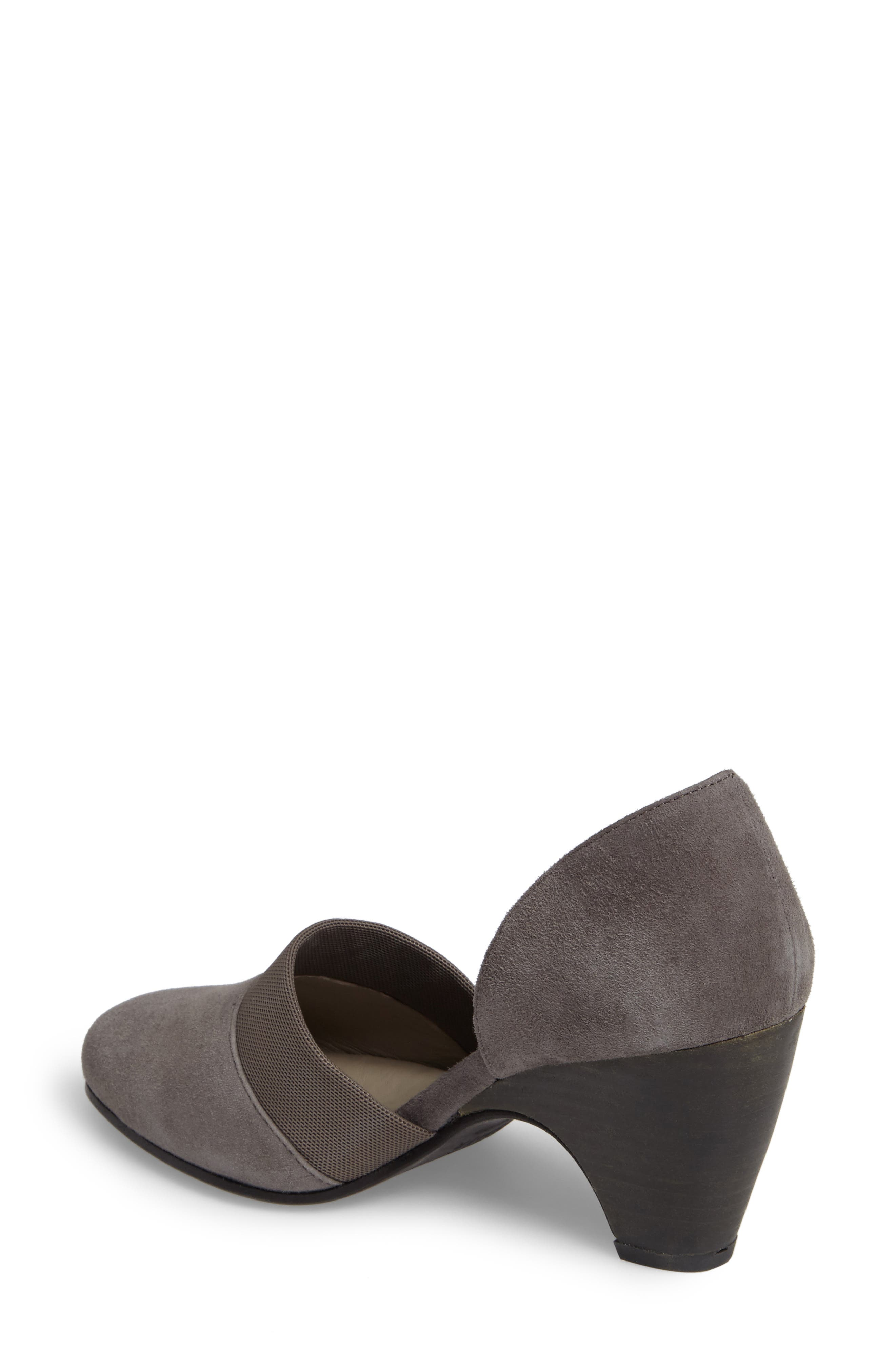 Alternate Image 2  - Eileen Fisher Bailey d'Orsay Pump (Women)