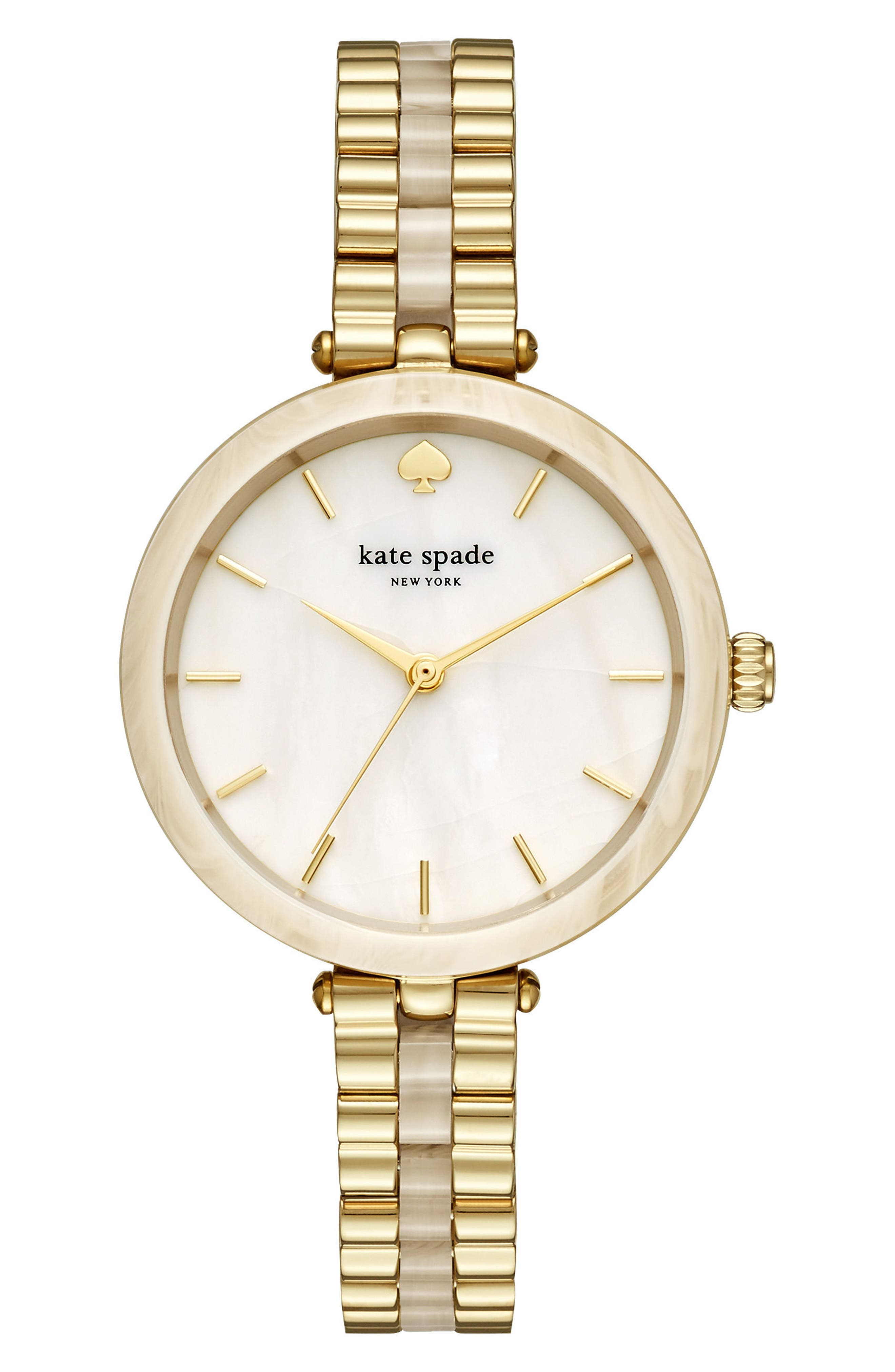 KATE SPADE NEW YORK holland bracelet watch, 34mm