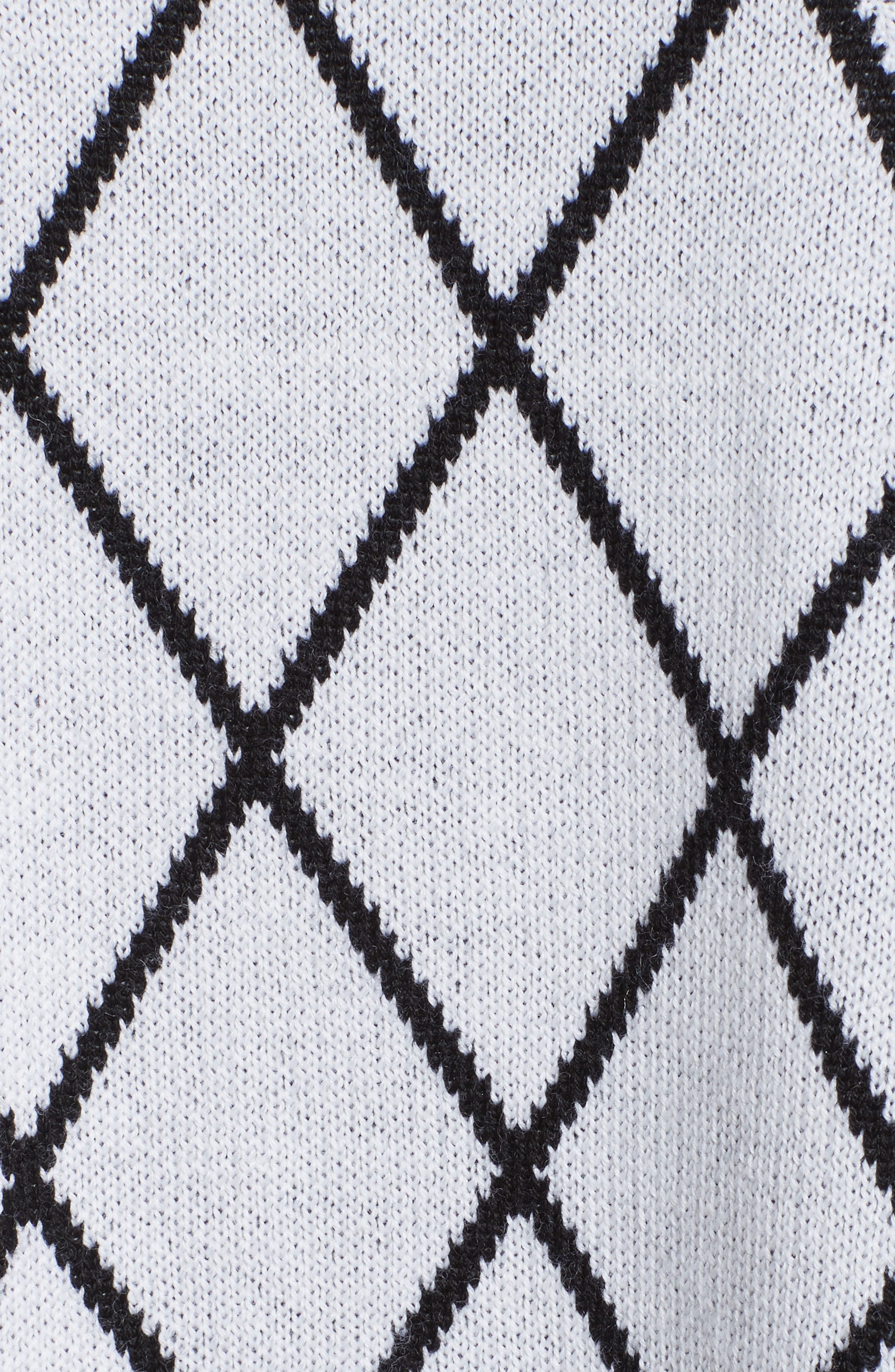 Alternate Image 3  - Missoni Check Dégradé Jacquard Knit Poncho