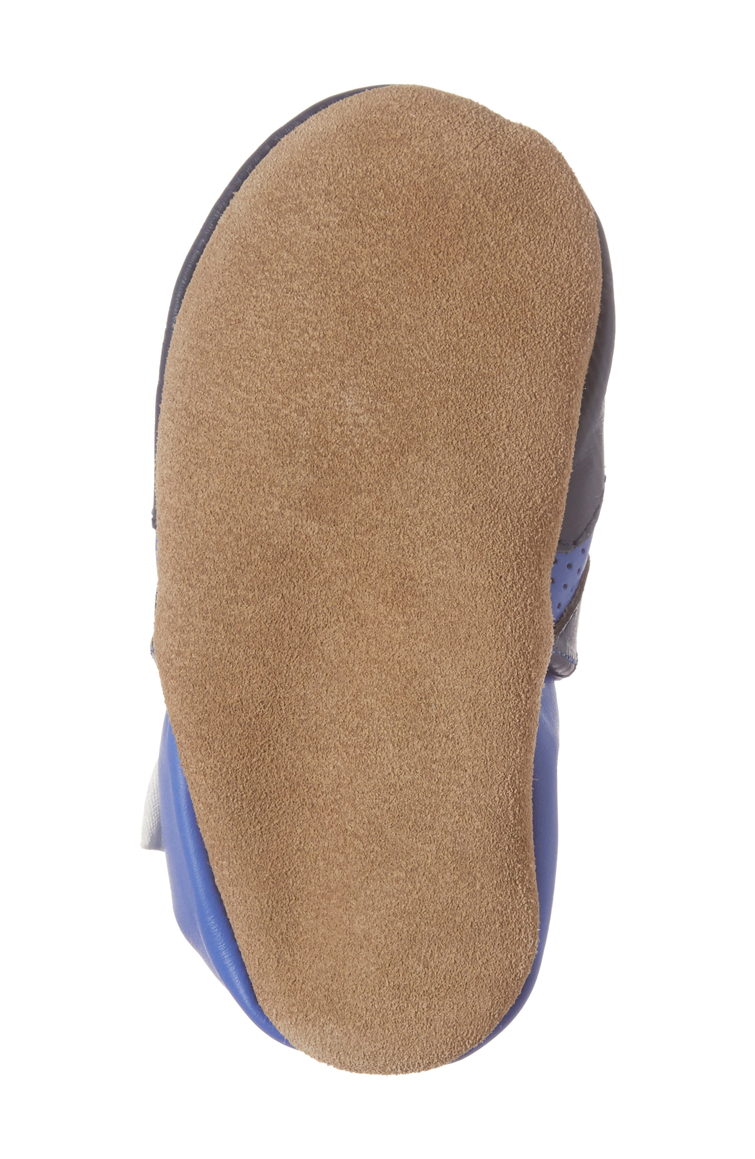 Alternate Image 6  - Robeez® 'Super Sporty' Crib Shoe (Baby & Walker)