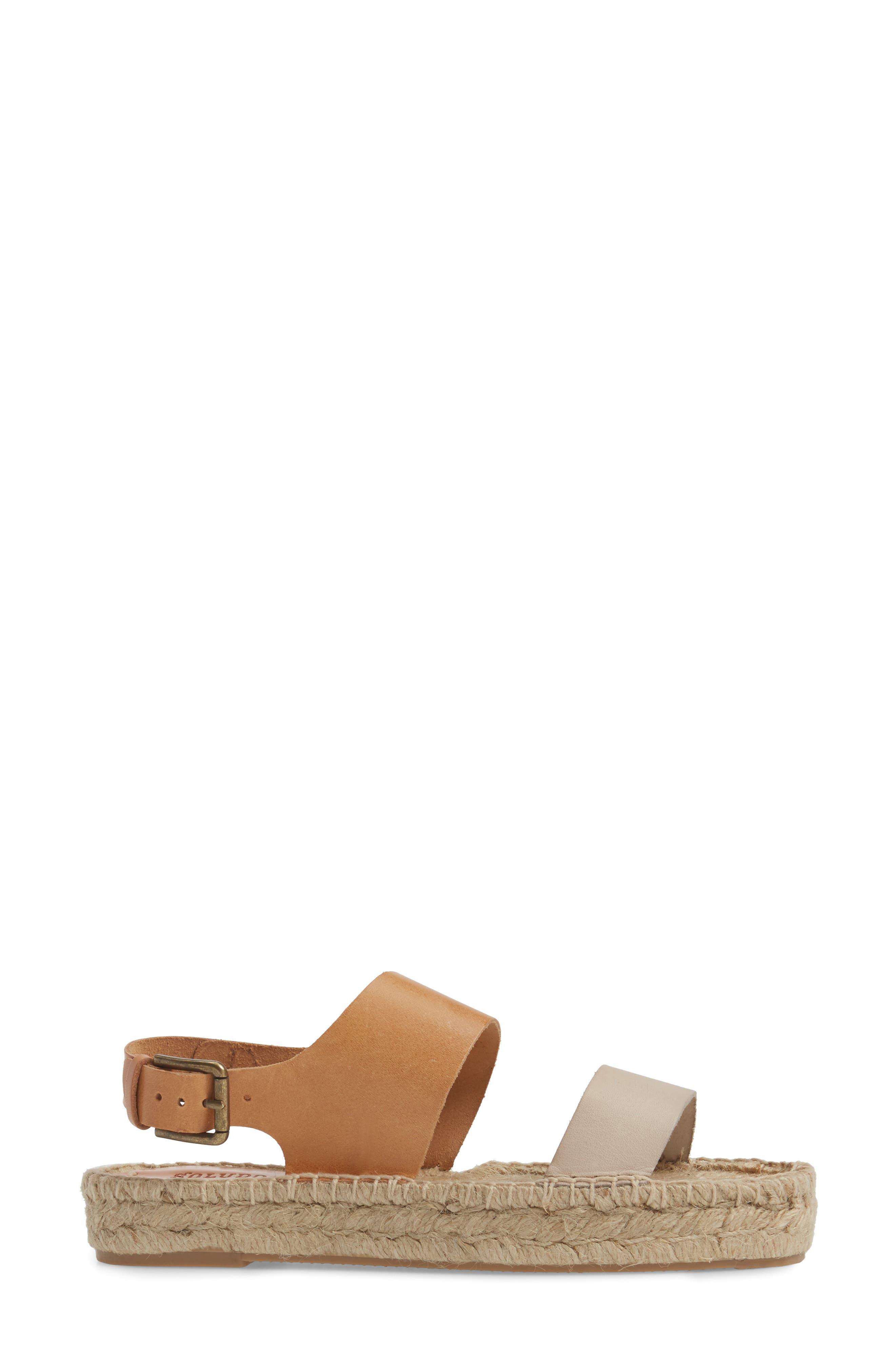 Alternate Image 3  - Soludos Platform Espadrille Sandal (Women)