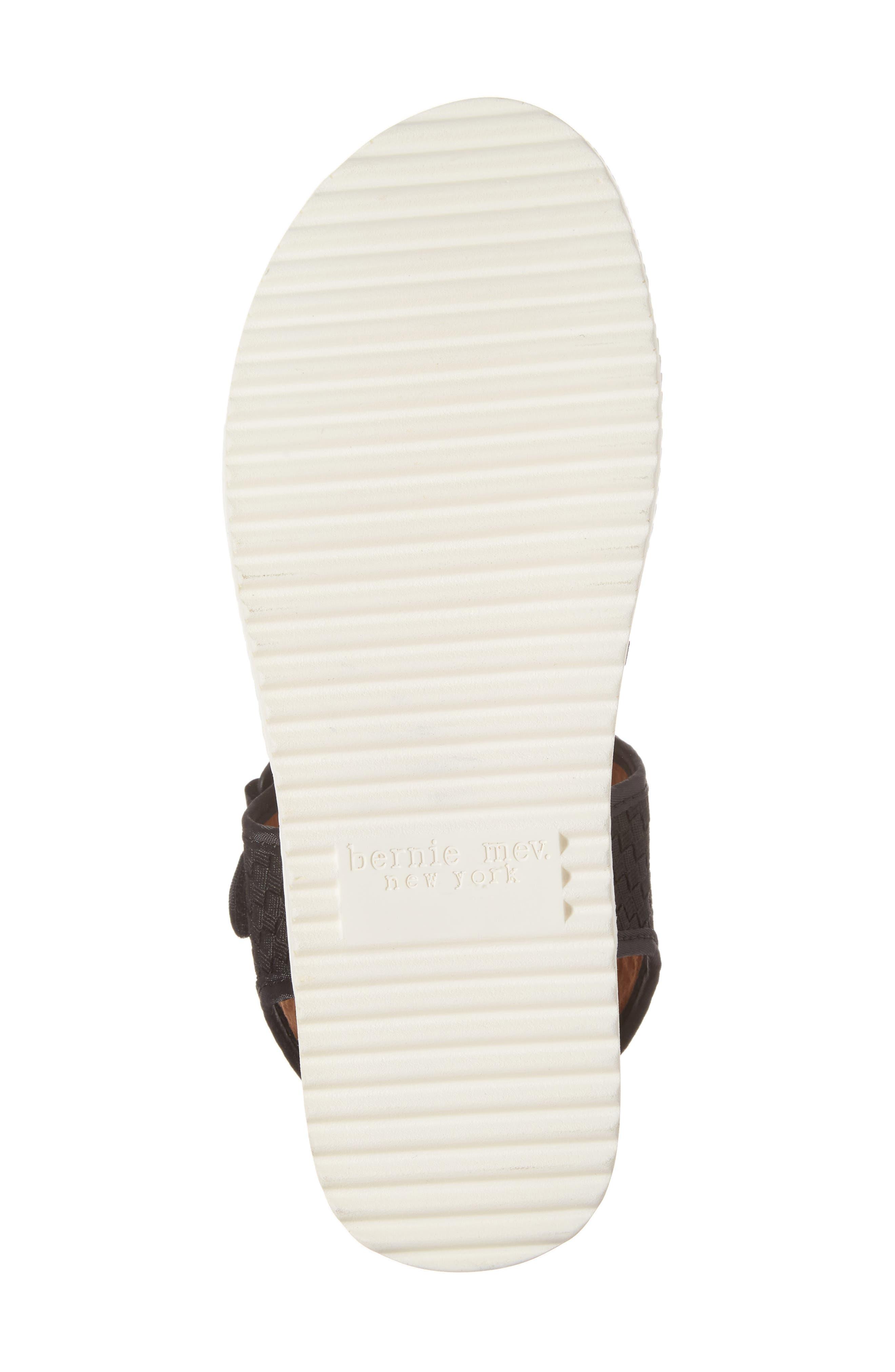 Alternate Image 6  - bernie mev. Endless Sandal (Women)
