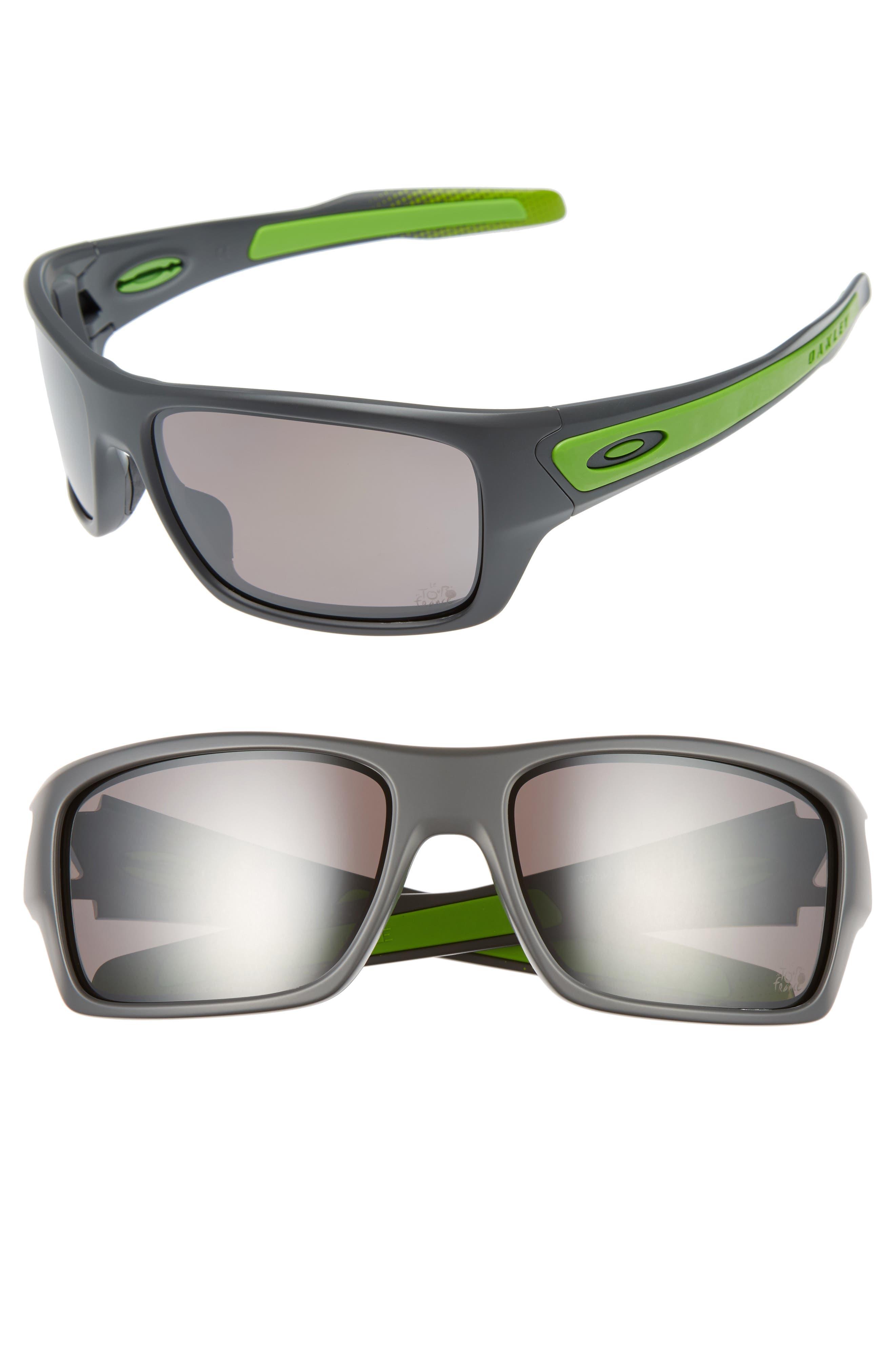 Oakley Turbine Rotor 65mm Polarized Sunglasses
