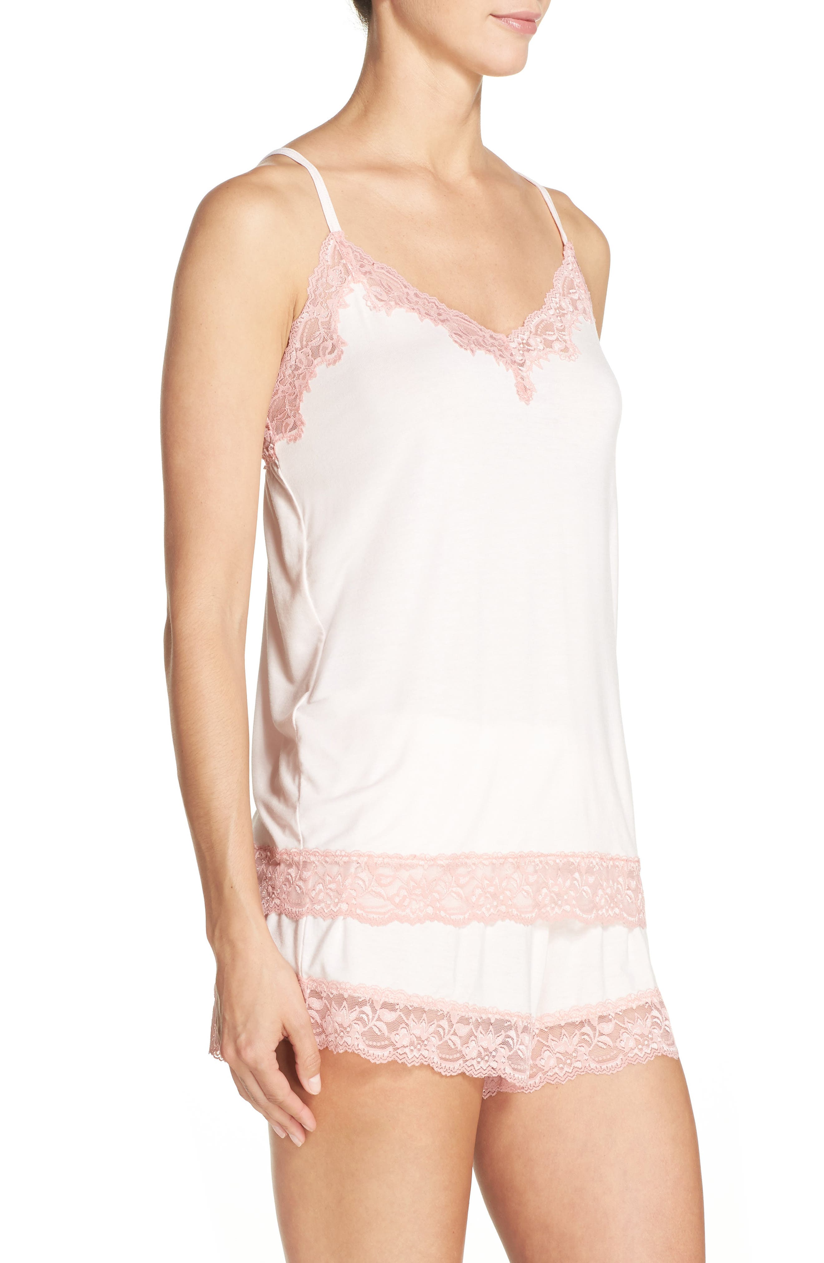 Alternate Image 3  - Flora Nikrooz Snuggle Short Pajamas