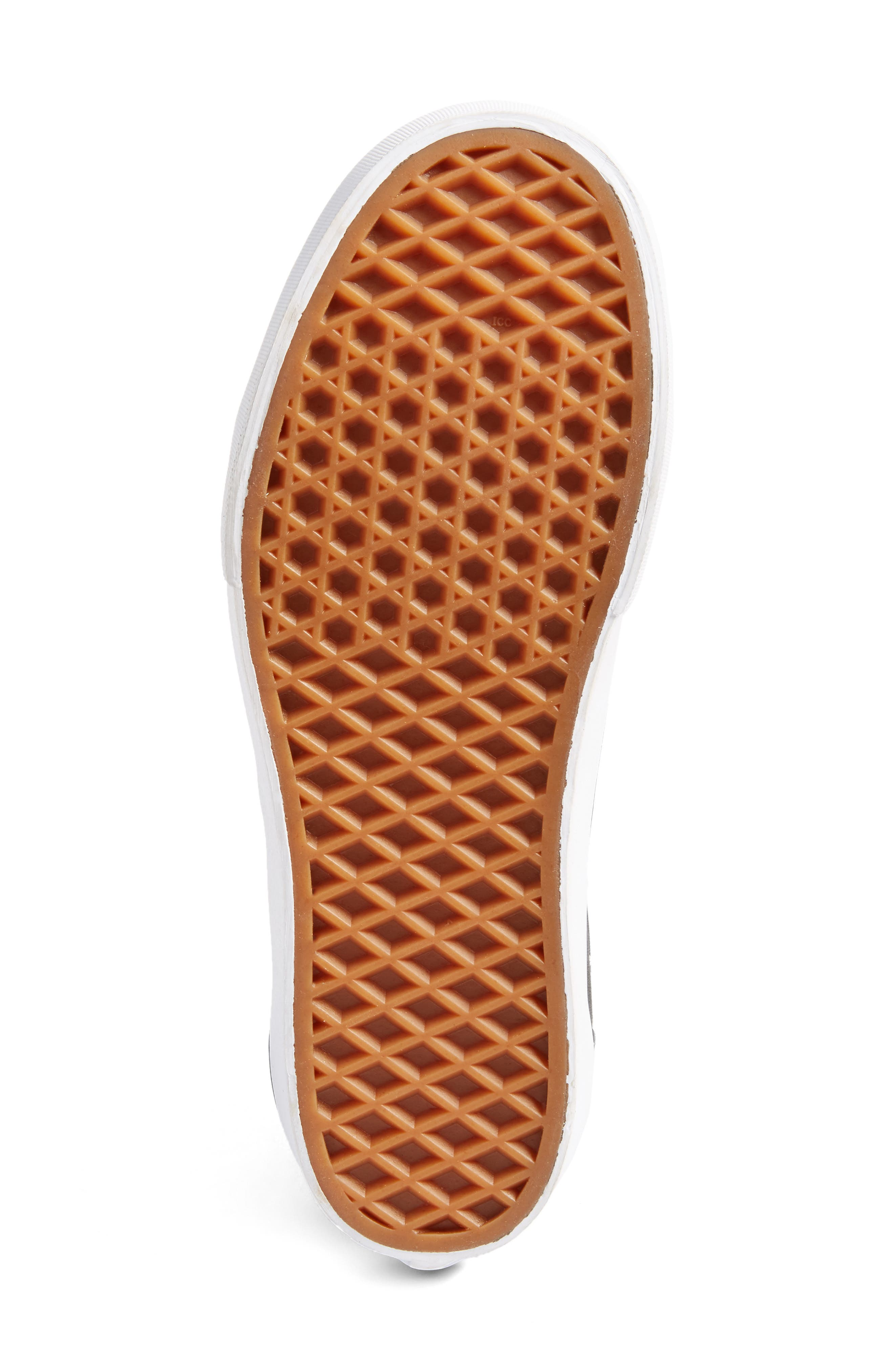 Alternate Image 6  - Vans x KARL LAGERFELD SK8-Hi Leather Sneaker (Women)