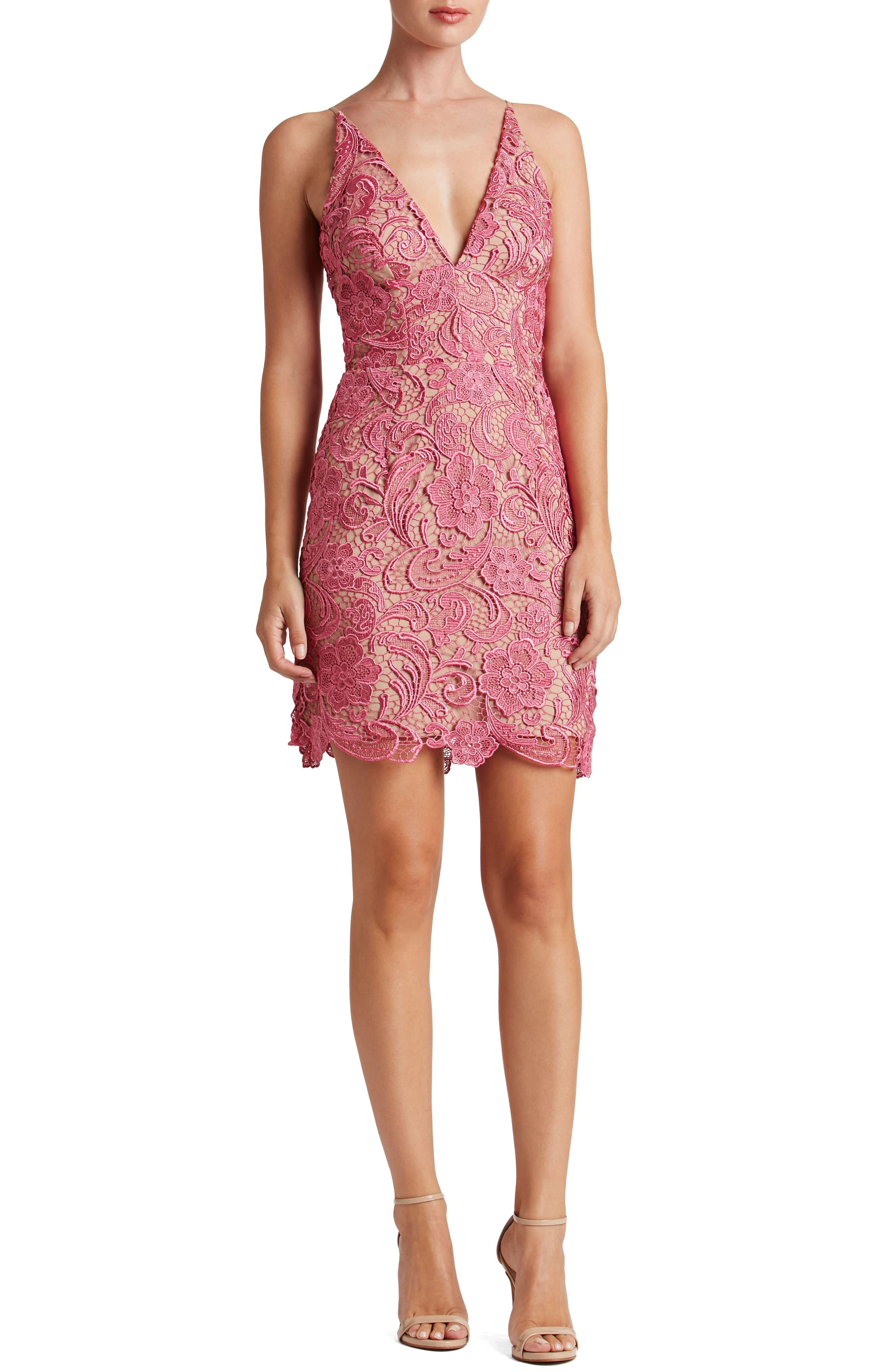 Dress the Population Allie Sheath Dress