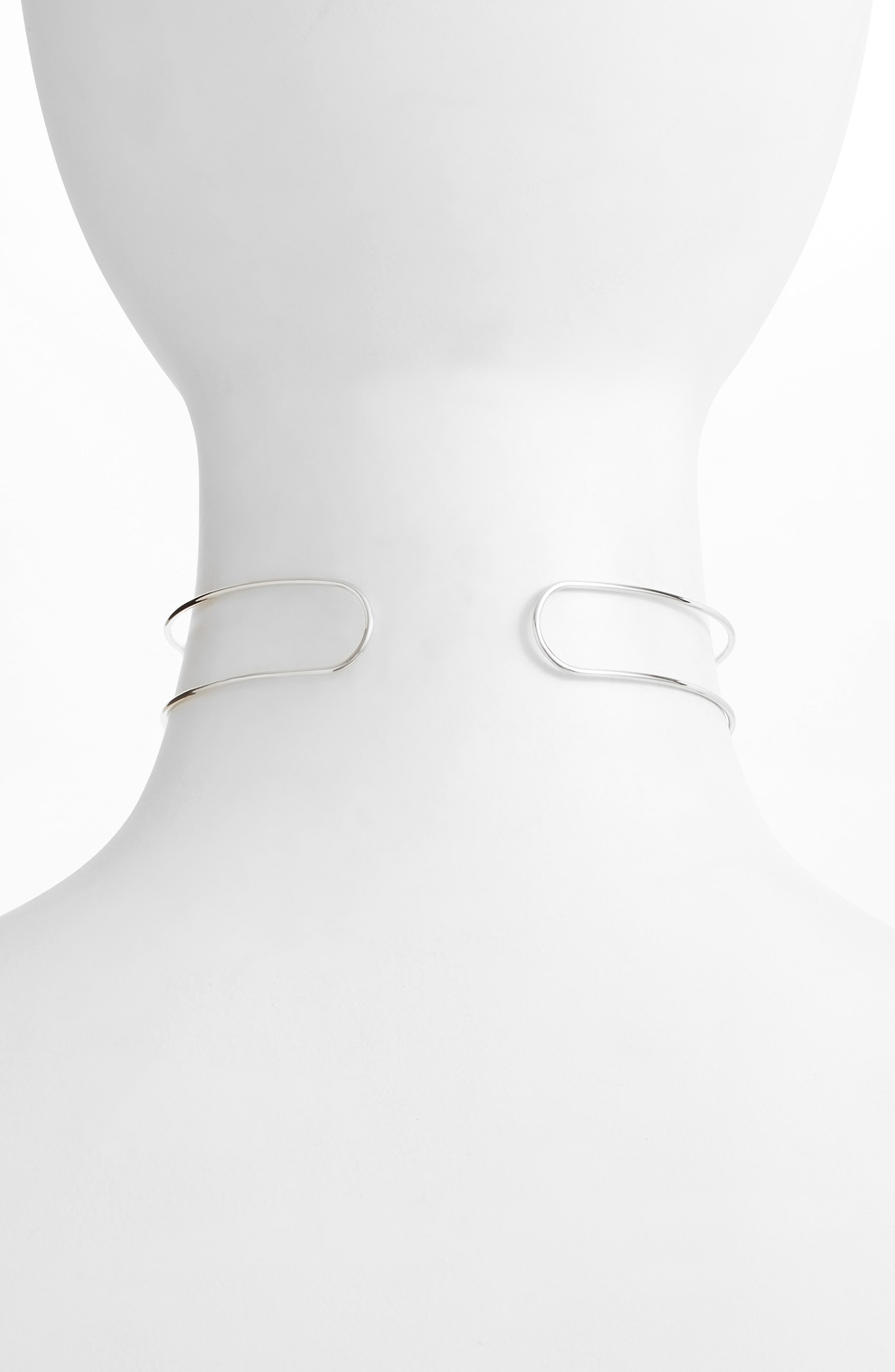 Alternate Image 2  - Argento Vivo Multirow Choker