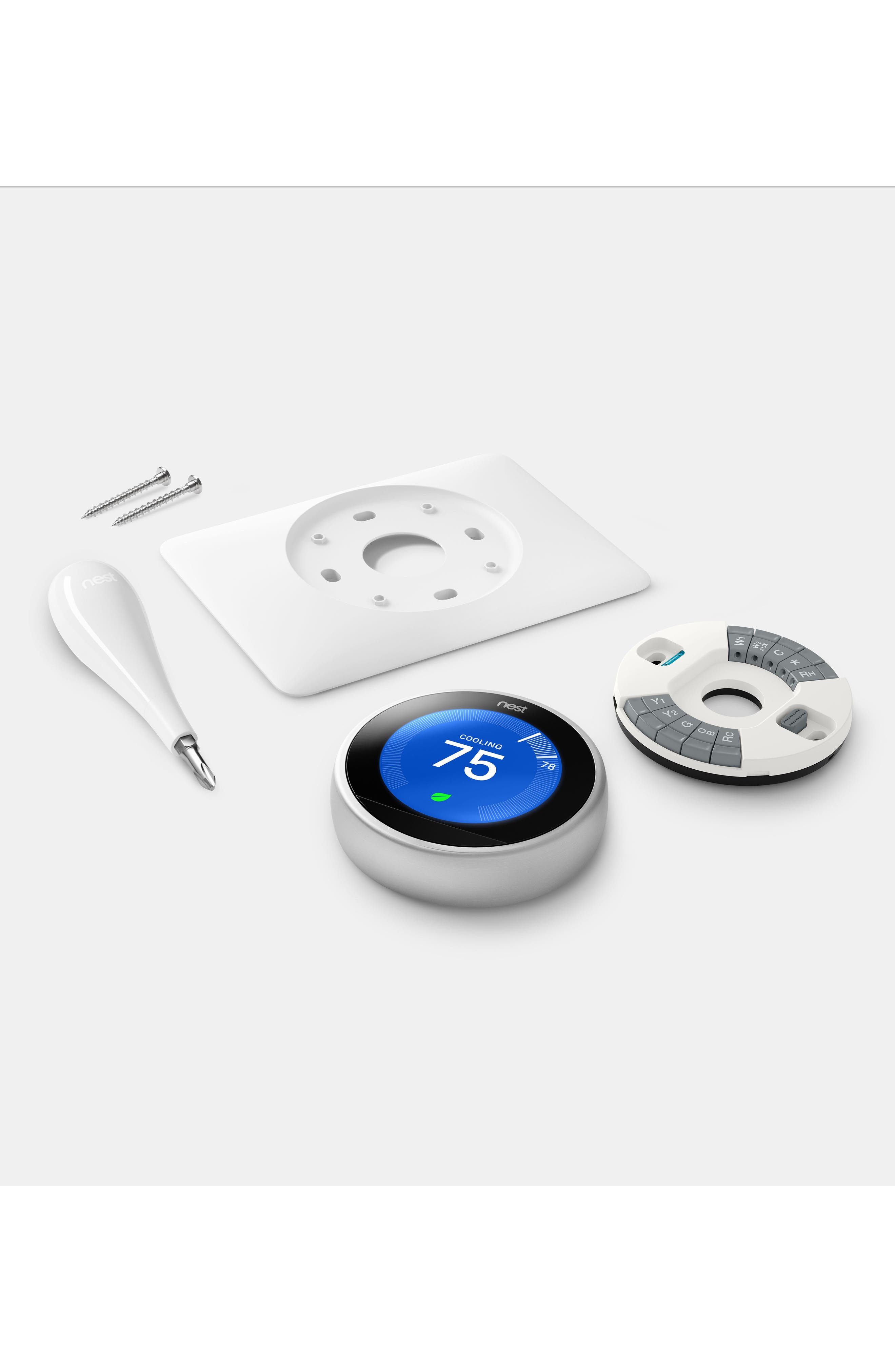 Alternate Image 13  - Nest Learning Thermostat