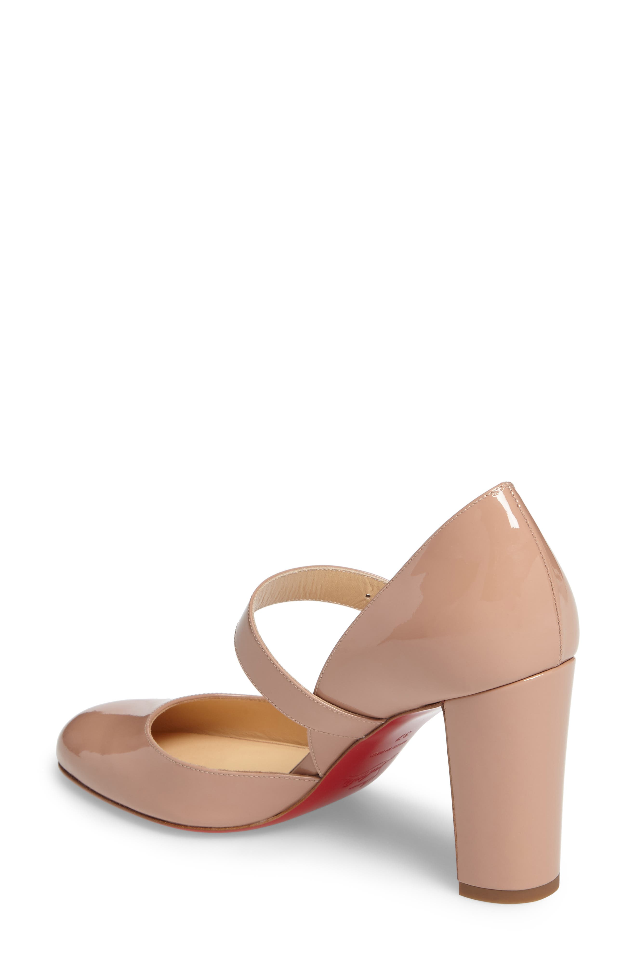 Alternate Image 2  - Christian Louboutin Miss Kawa Mary Jane Pump