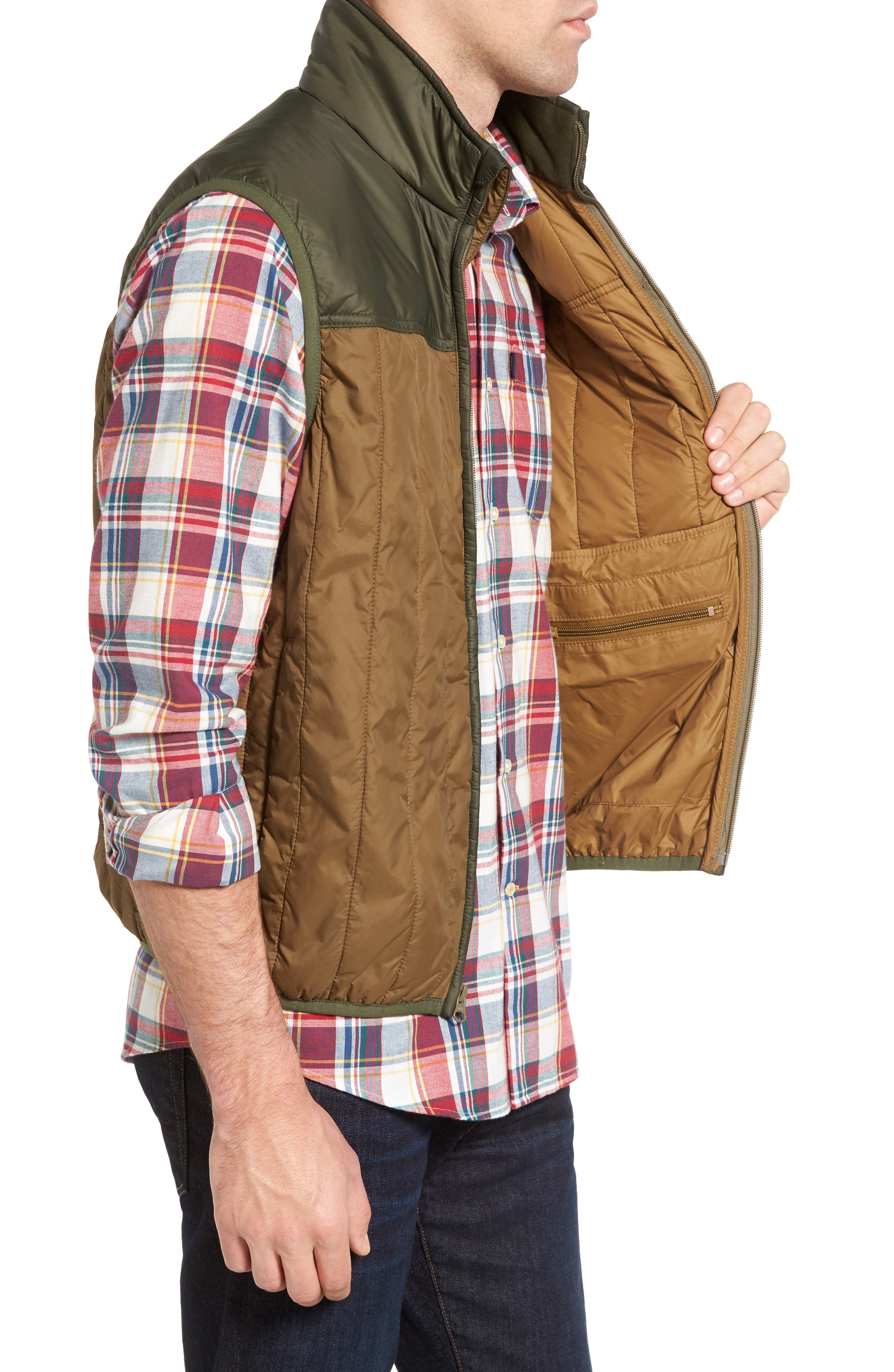 Ultra Light Vest,                             Alternate thumbnail 3, color,                             Field Olive