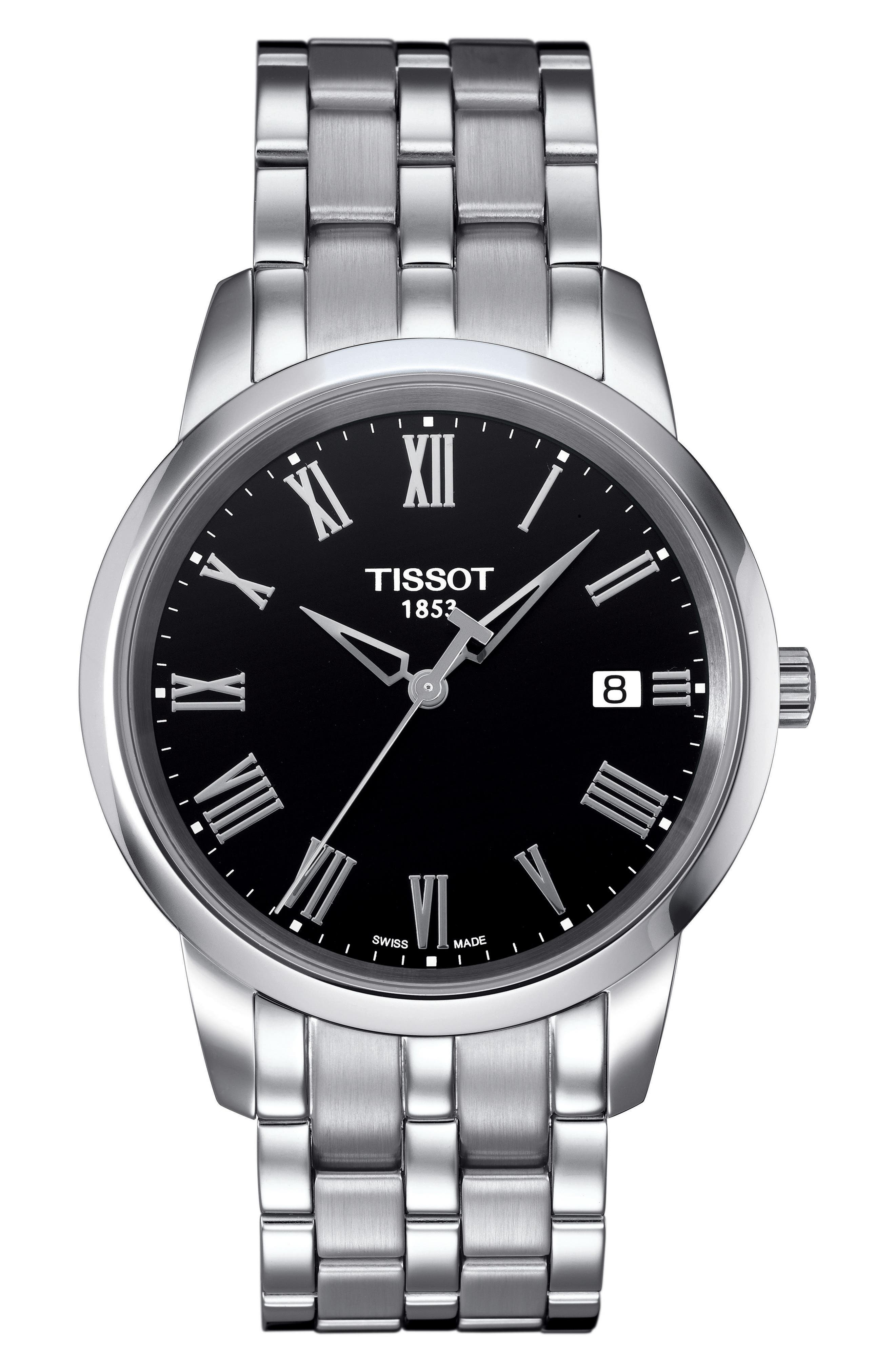 Alternate Image 1 Selected - Tissot Classic Dream Bracelet Watch, 38mm