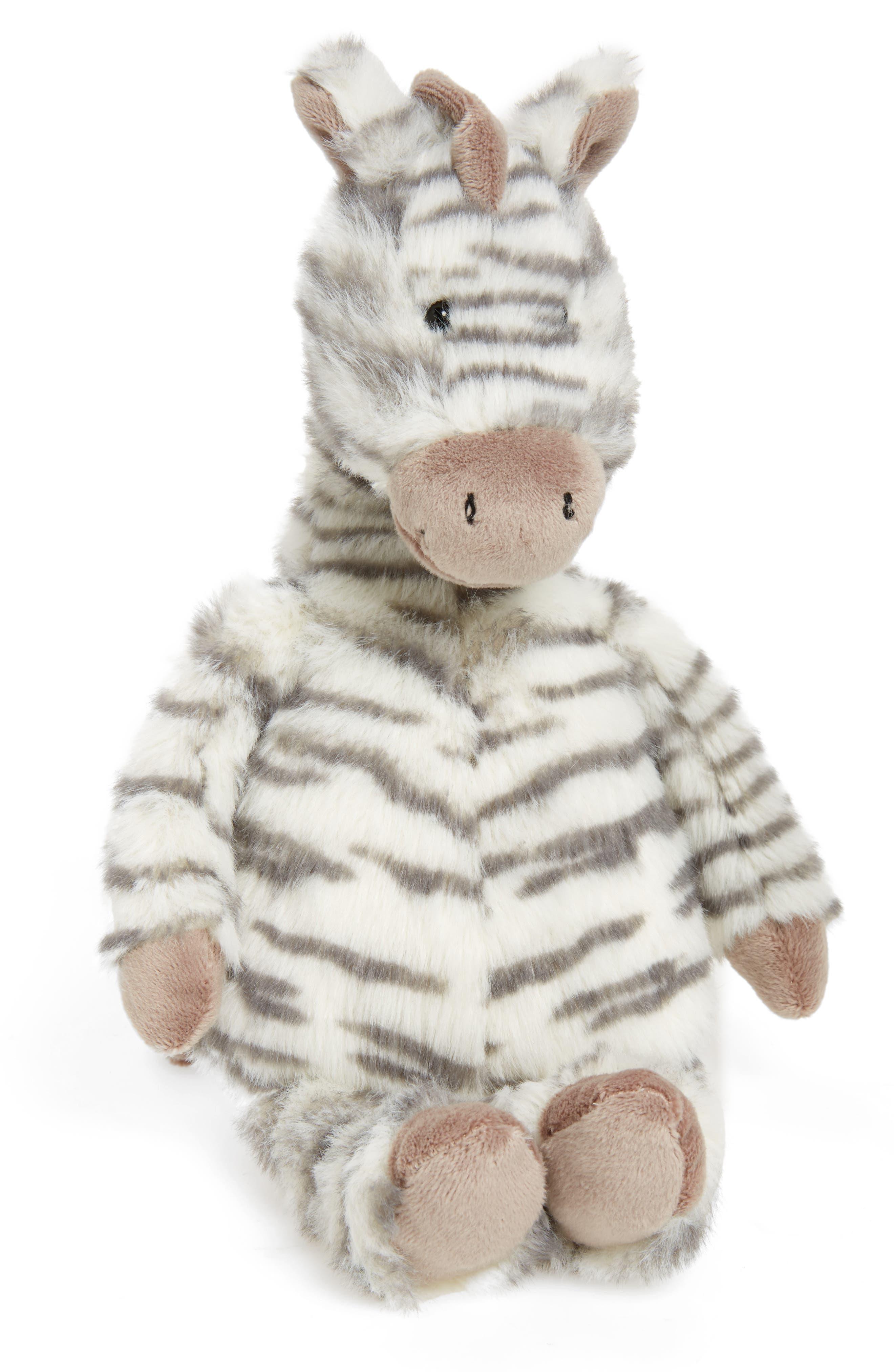 Jellycat Sweetie Zebra Stuffed Animal