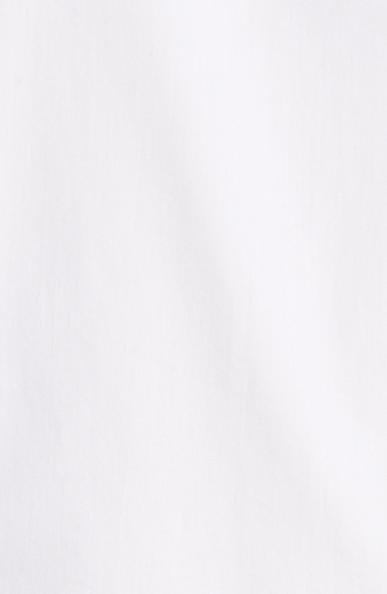 Alternate Image 5  - Diane von Furstenberg Cotton Shirtdress