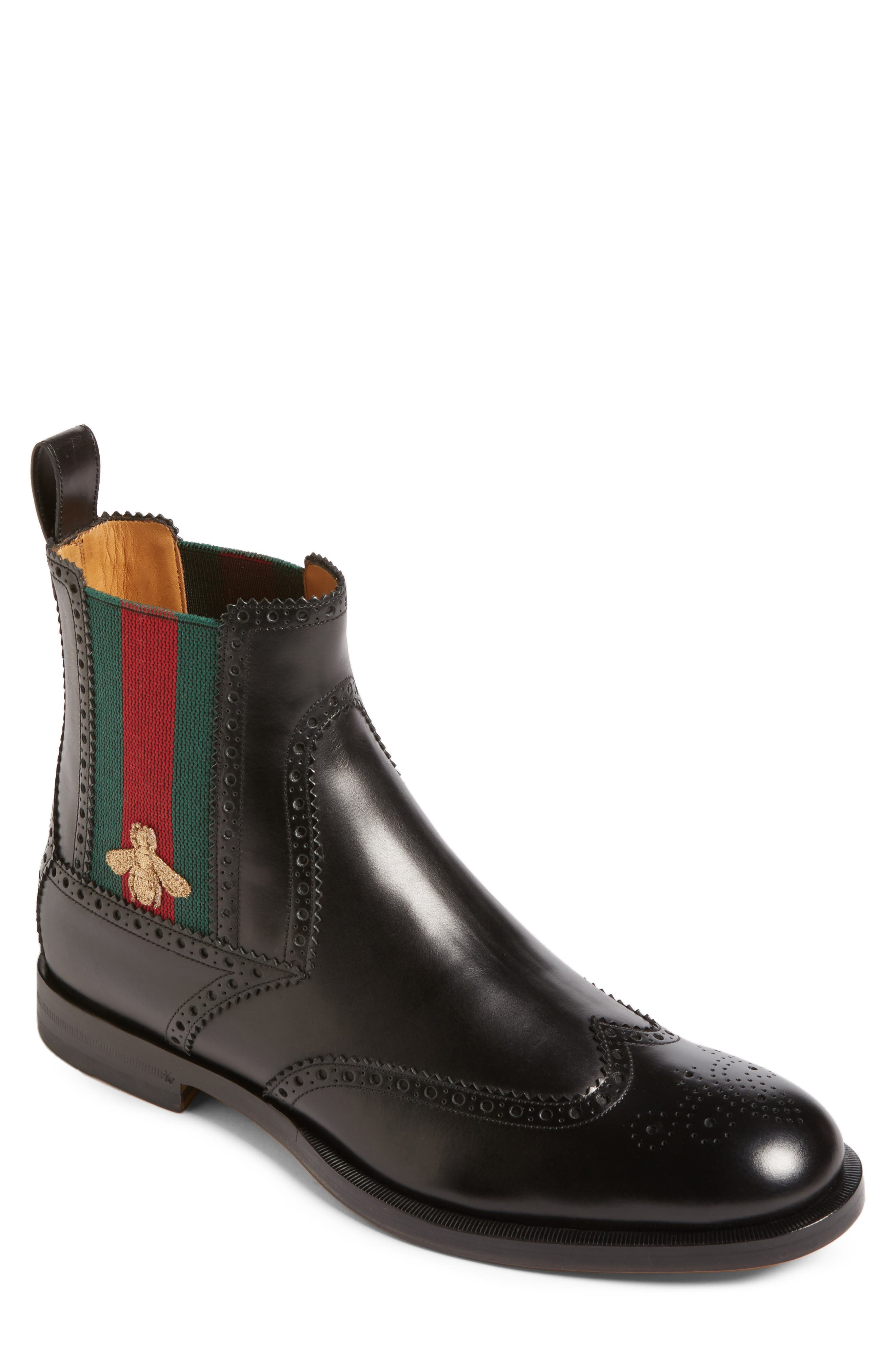 Gucci Strand Chelsea Boot (Men)