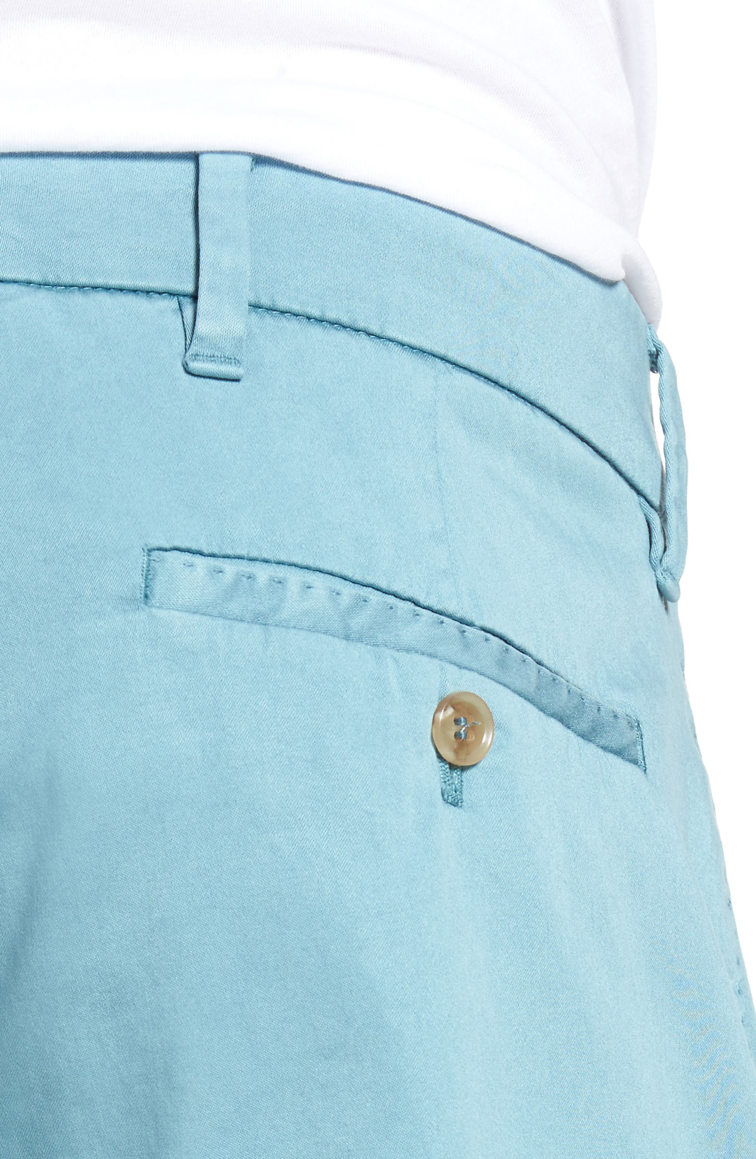 Catalpa Shorts,                             Alternate thumbnail 4, color,                             Teal