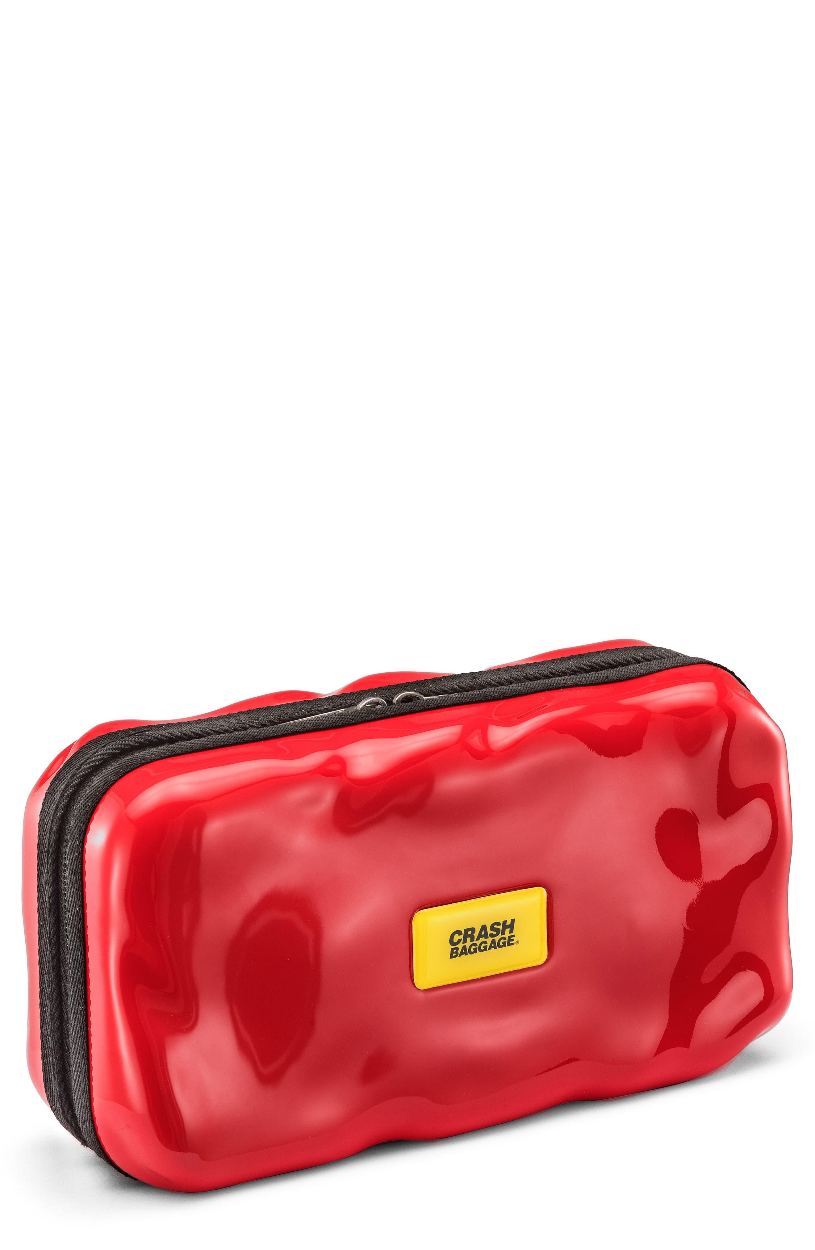 Travel Kit,                             Main thumbnail 1, color,                             Crab Red