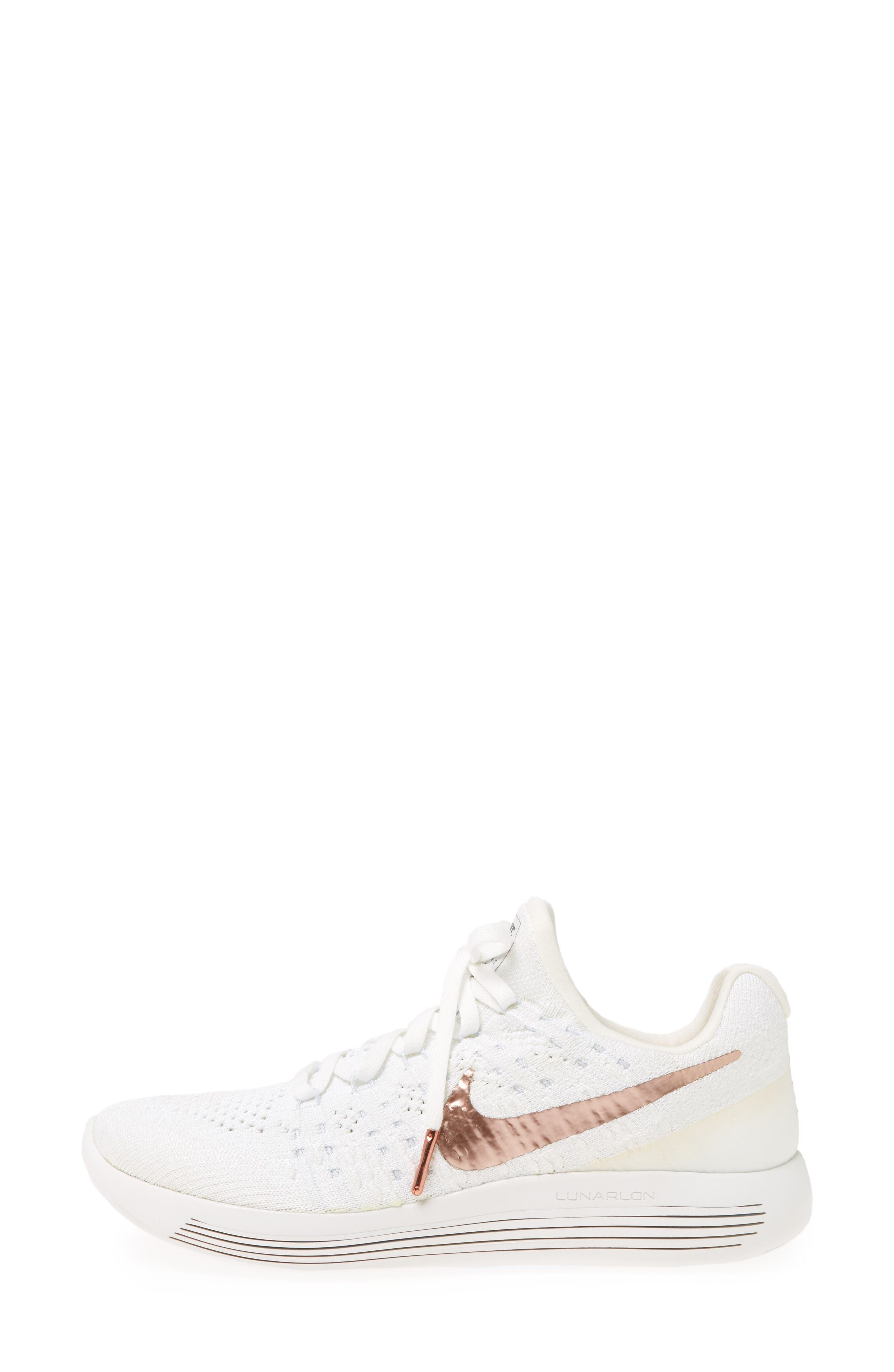 Alternate Image 3  - Nike LunarEpic Low Flyknit 2 X-Plore Running Shoe (Women)
