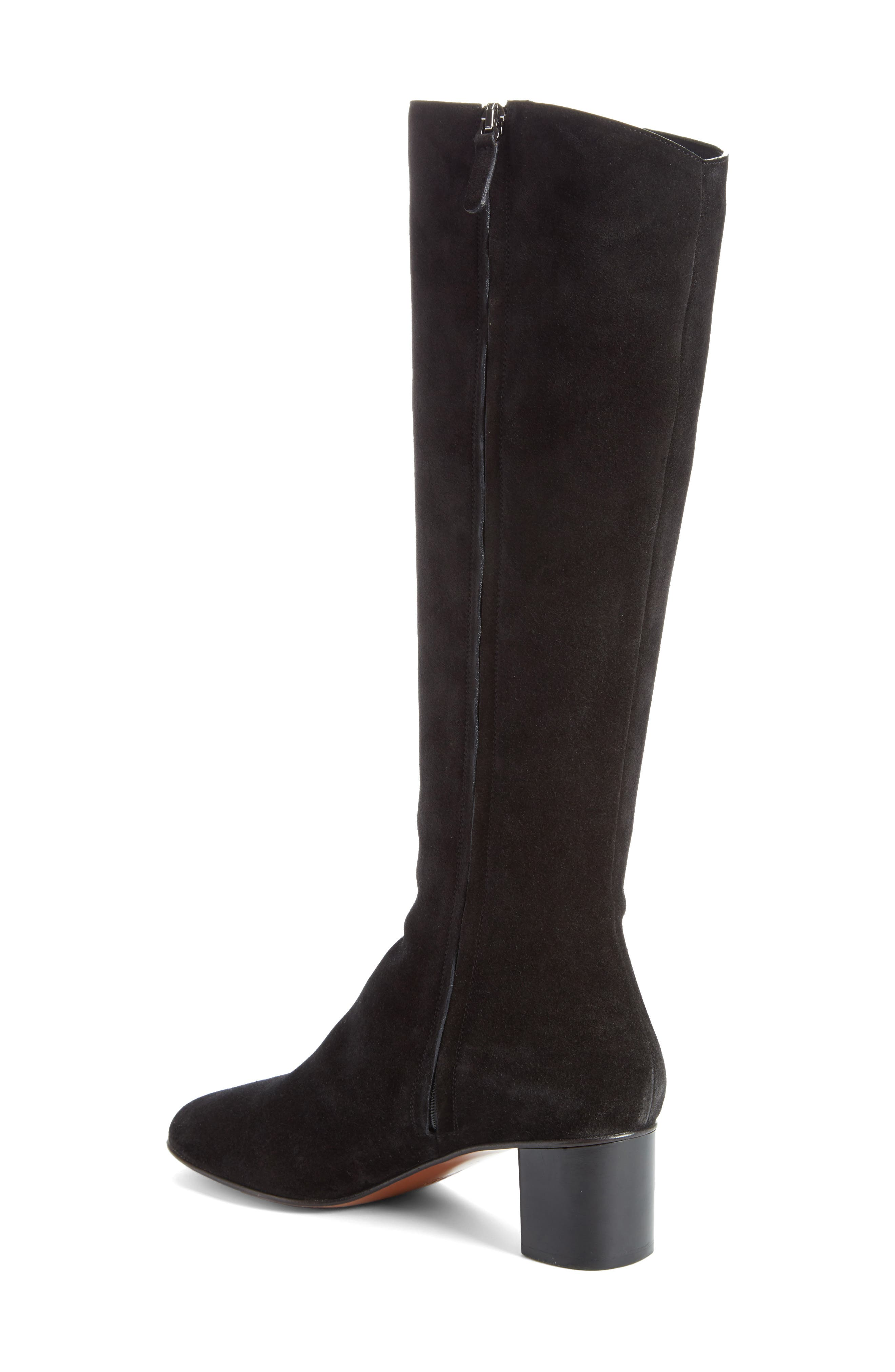 Alternate Image 2  - Chloé Orlando Tall Button Boot (Women)