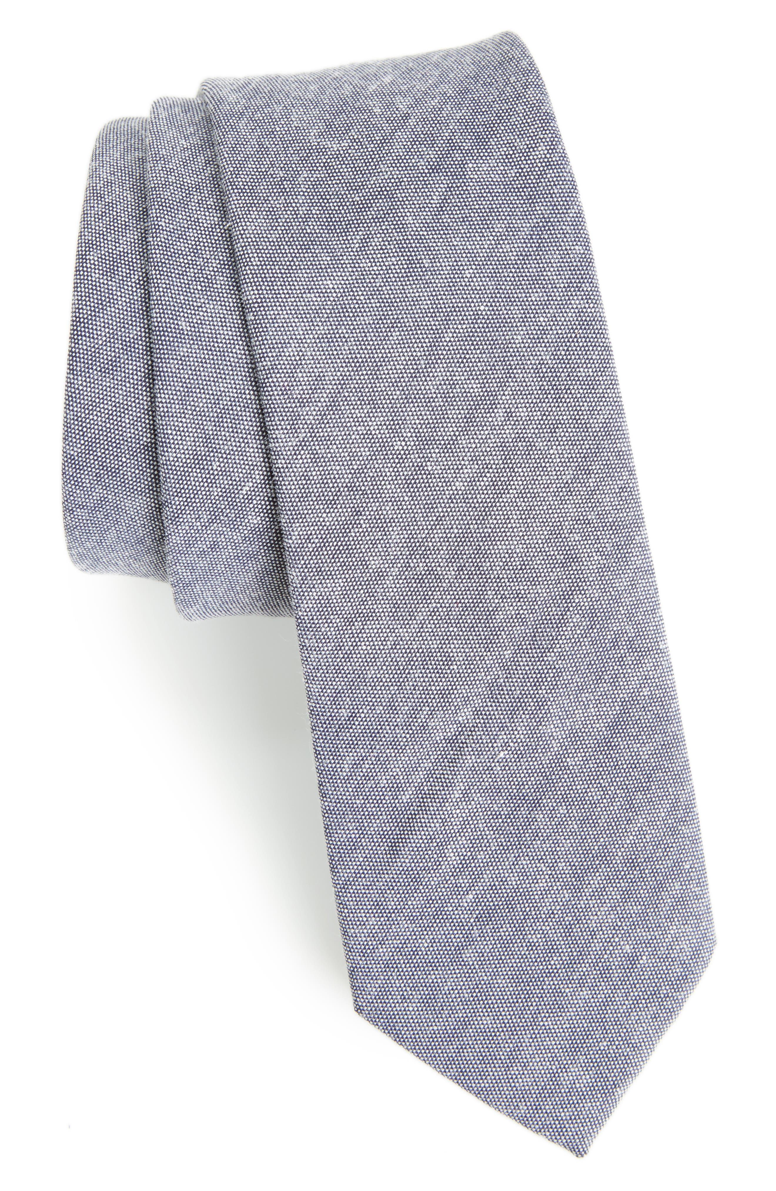 Main Image - 1901 Solid Tie