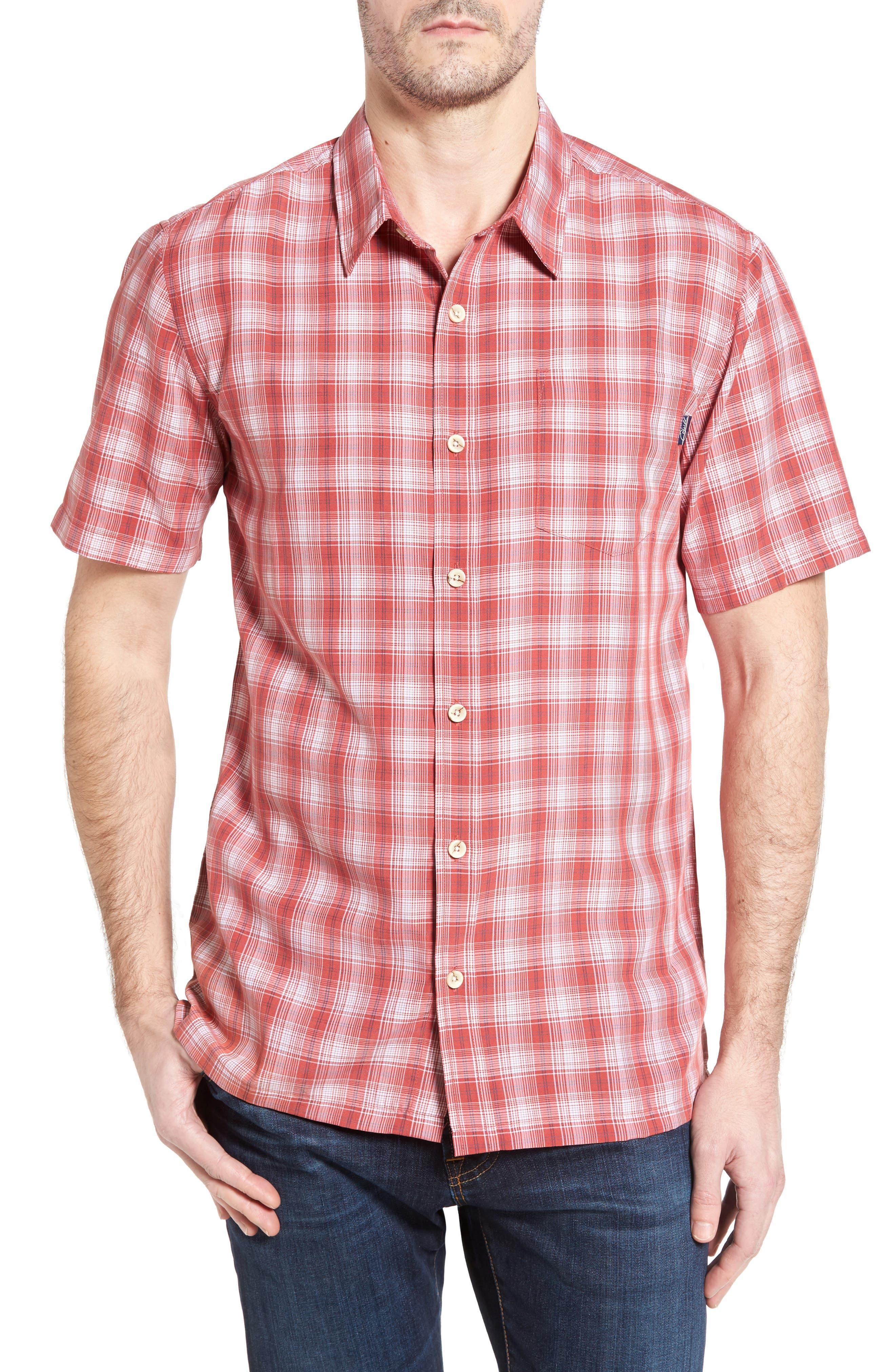 JACK ONEILL Harper Plaid Sport Shirt