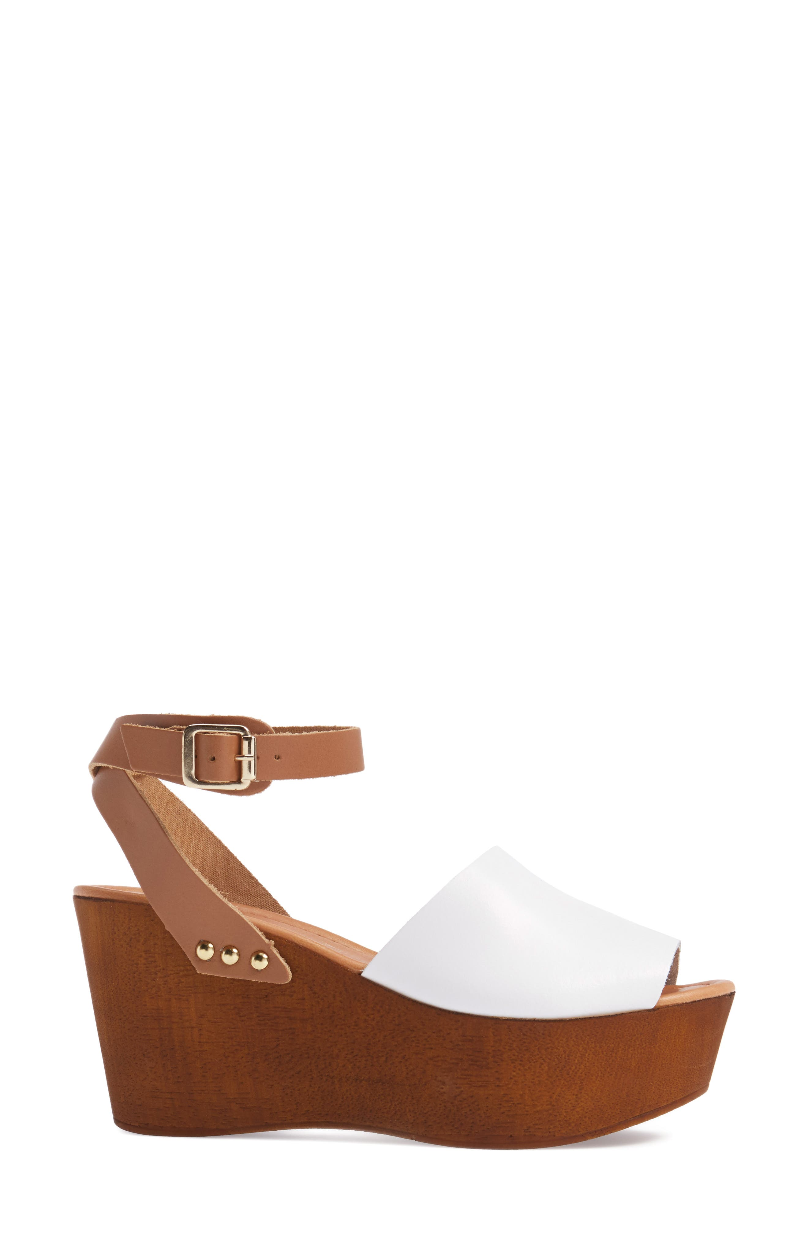 Alternate Image 3  - Seychelles Platform Wedge Sandal (Women)