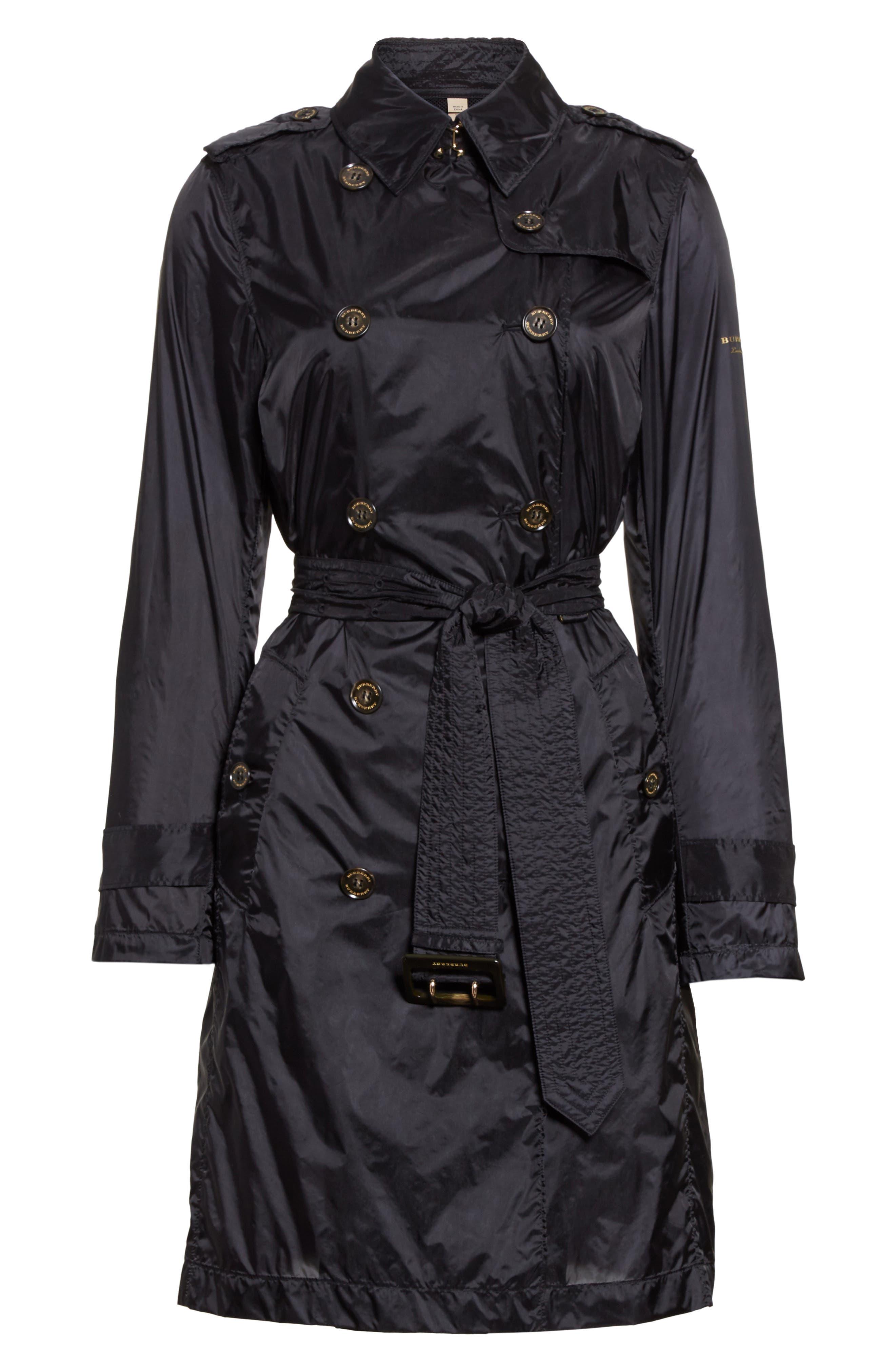 Alternate Image 4  - Burberry Kenwick Trench Coat