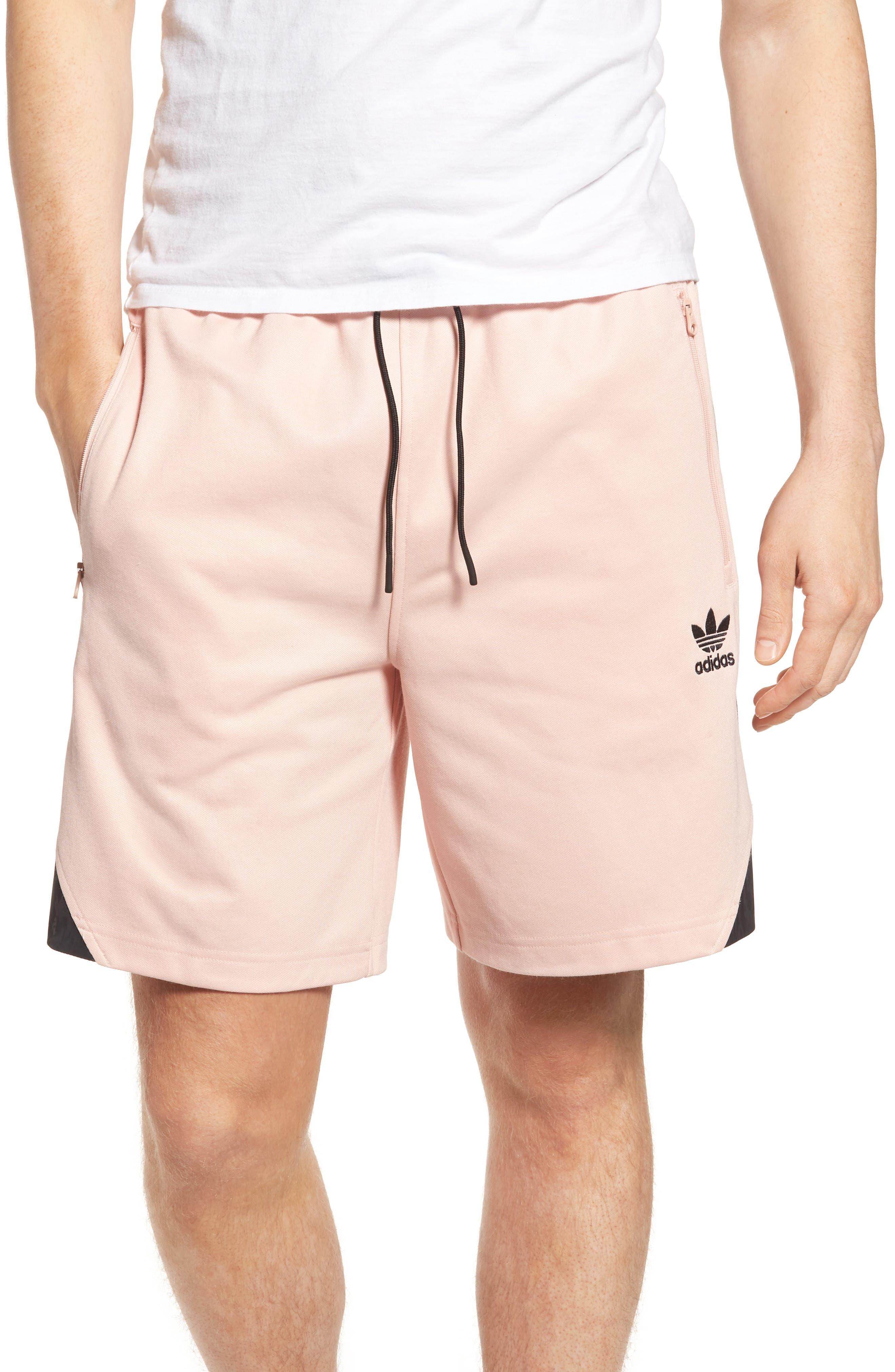 adidas Originals Woven Trim Jersey Shorts