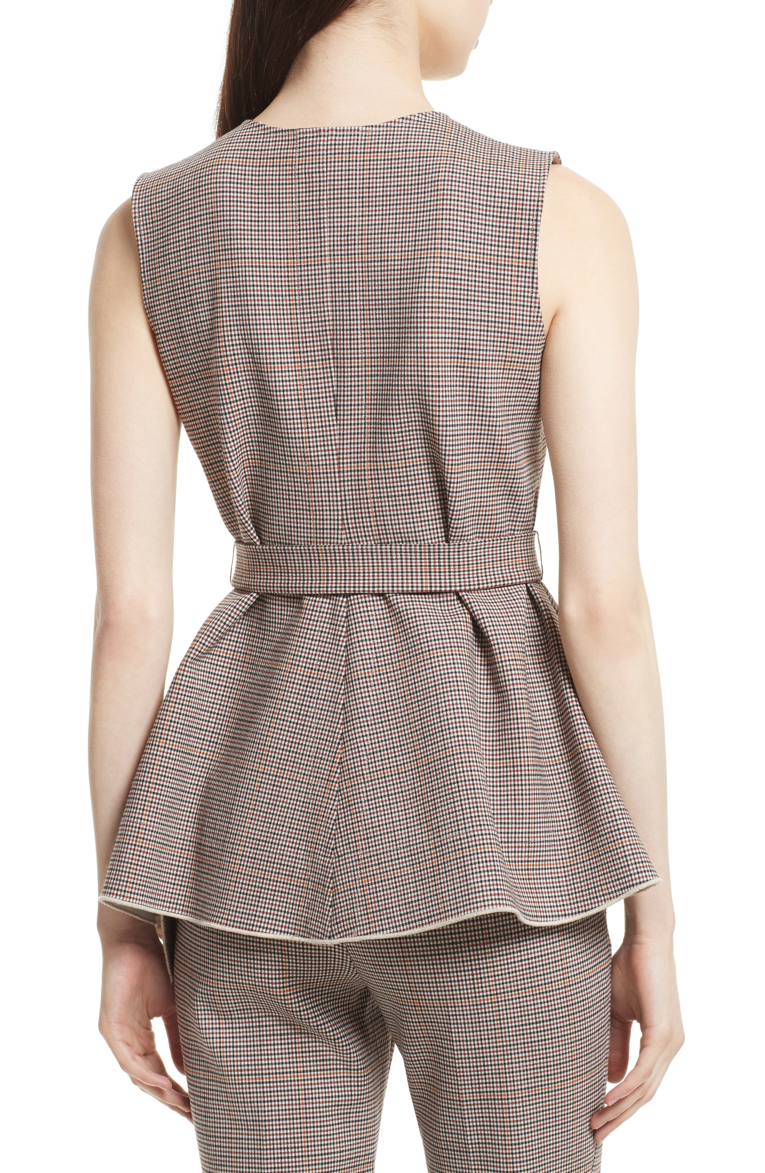 Alternate Image 2  - Theory Portland Peplum Top