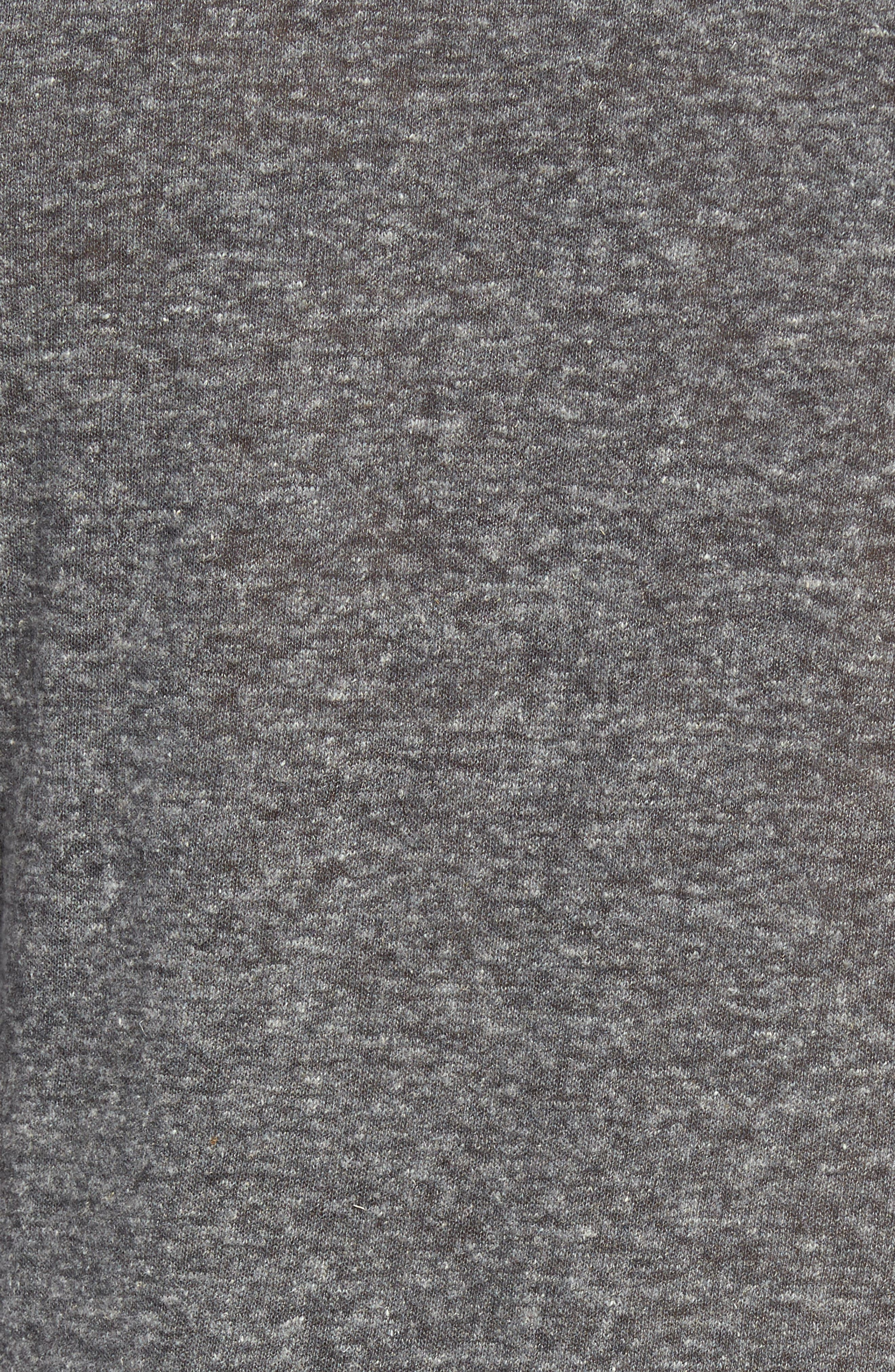 Crewneck Sweater,                             Alternate thumbnail 5, color,                             Medium Grey