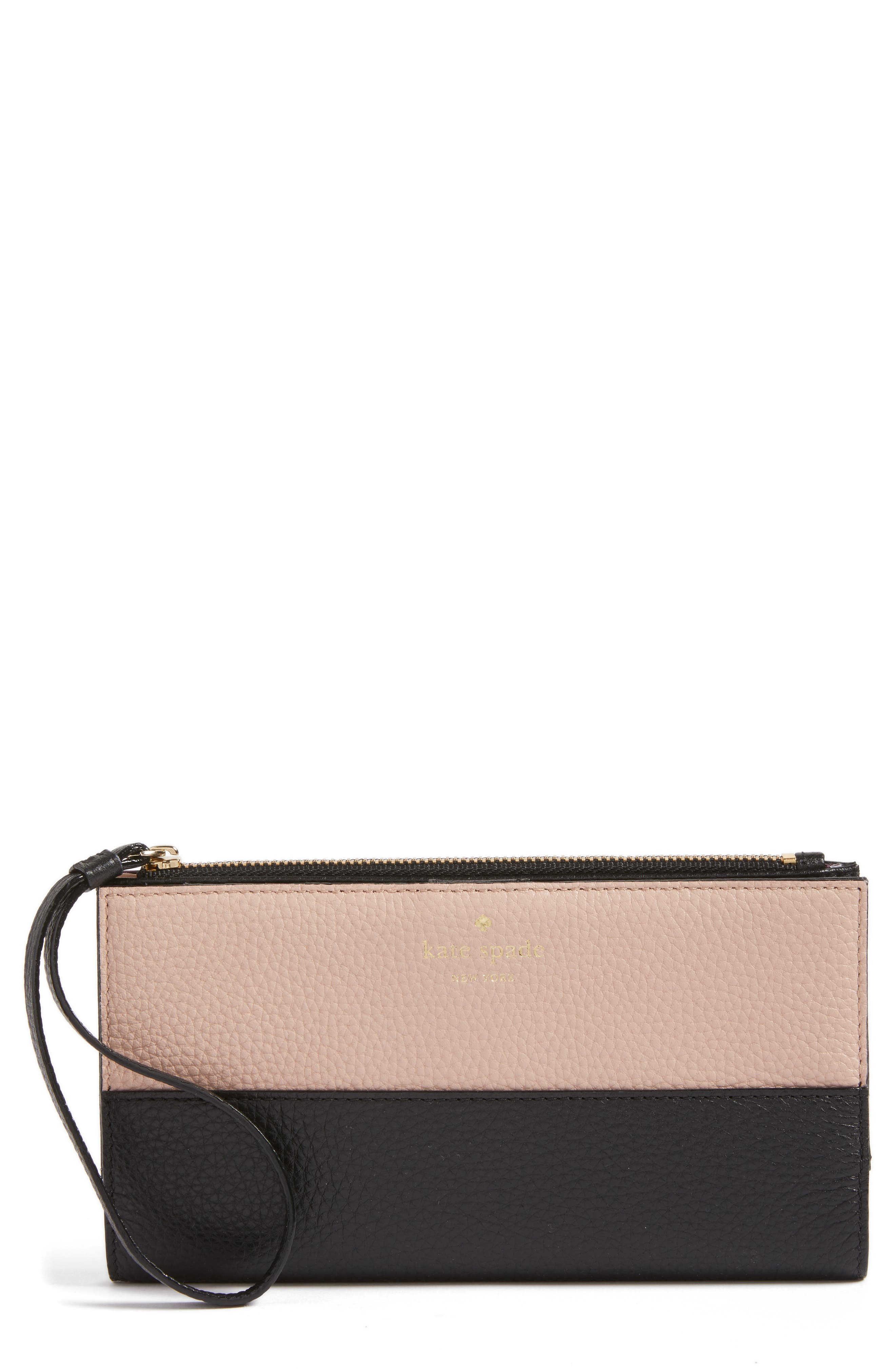 kate spade new york young lane - eliza leather wallet