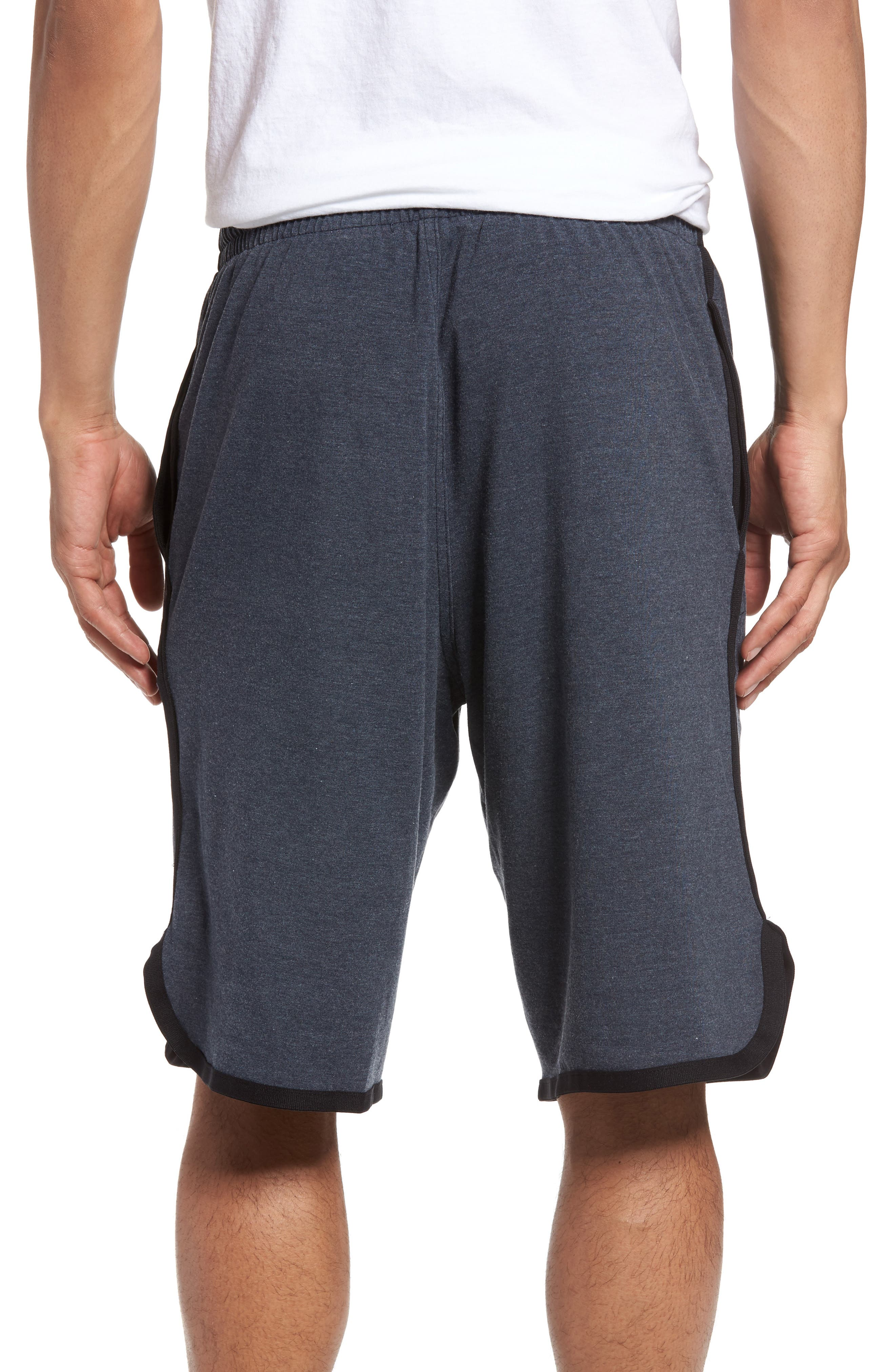 Drawstring Basketball Shorts,                             Alternate thumbnail 2, color,                             Deep