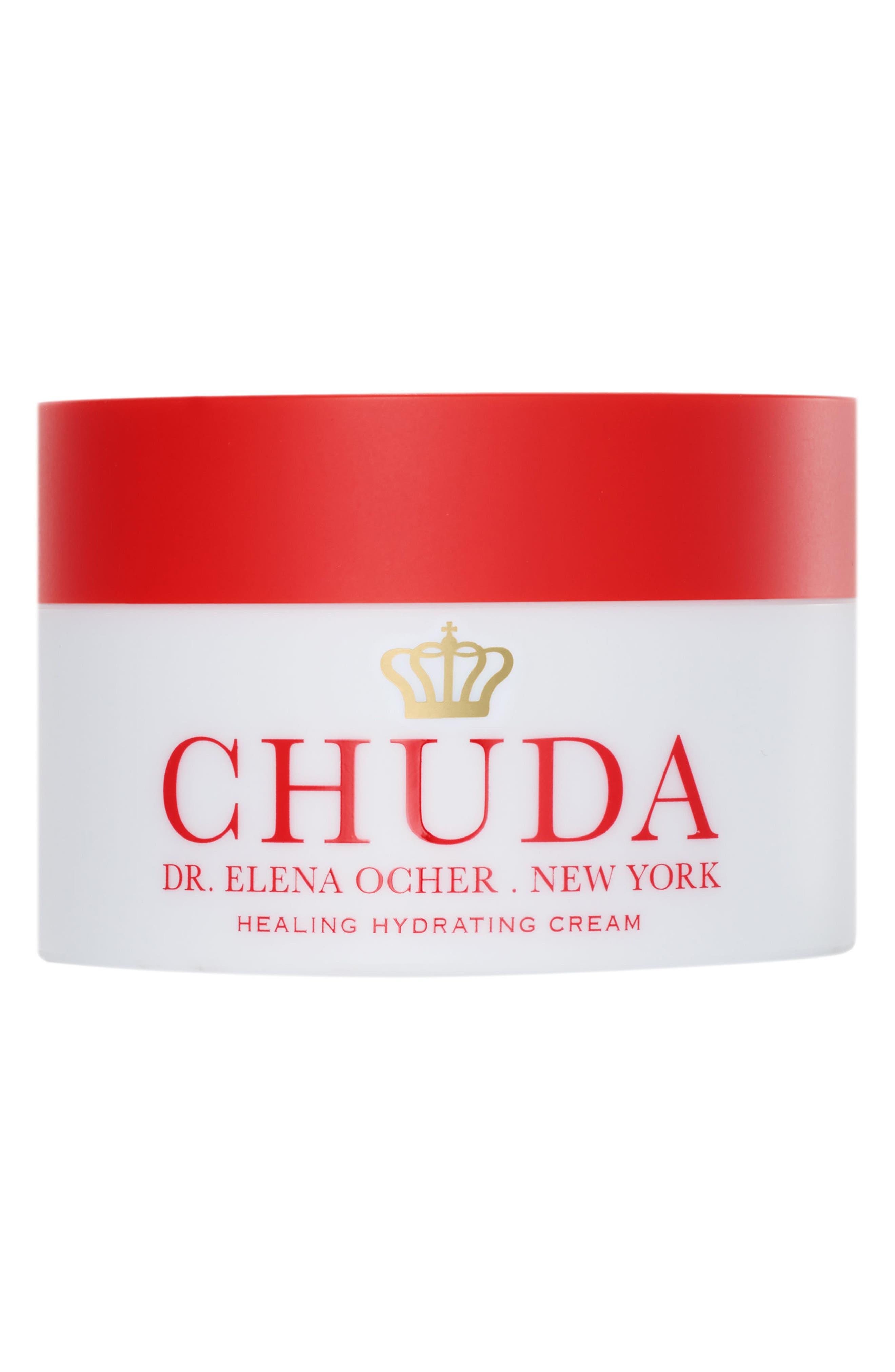 Healing Hydrating Cream,                             Main thumbnail 1, color,                             No Color