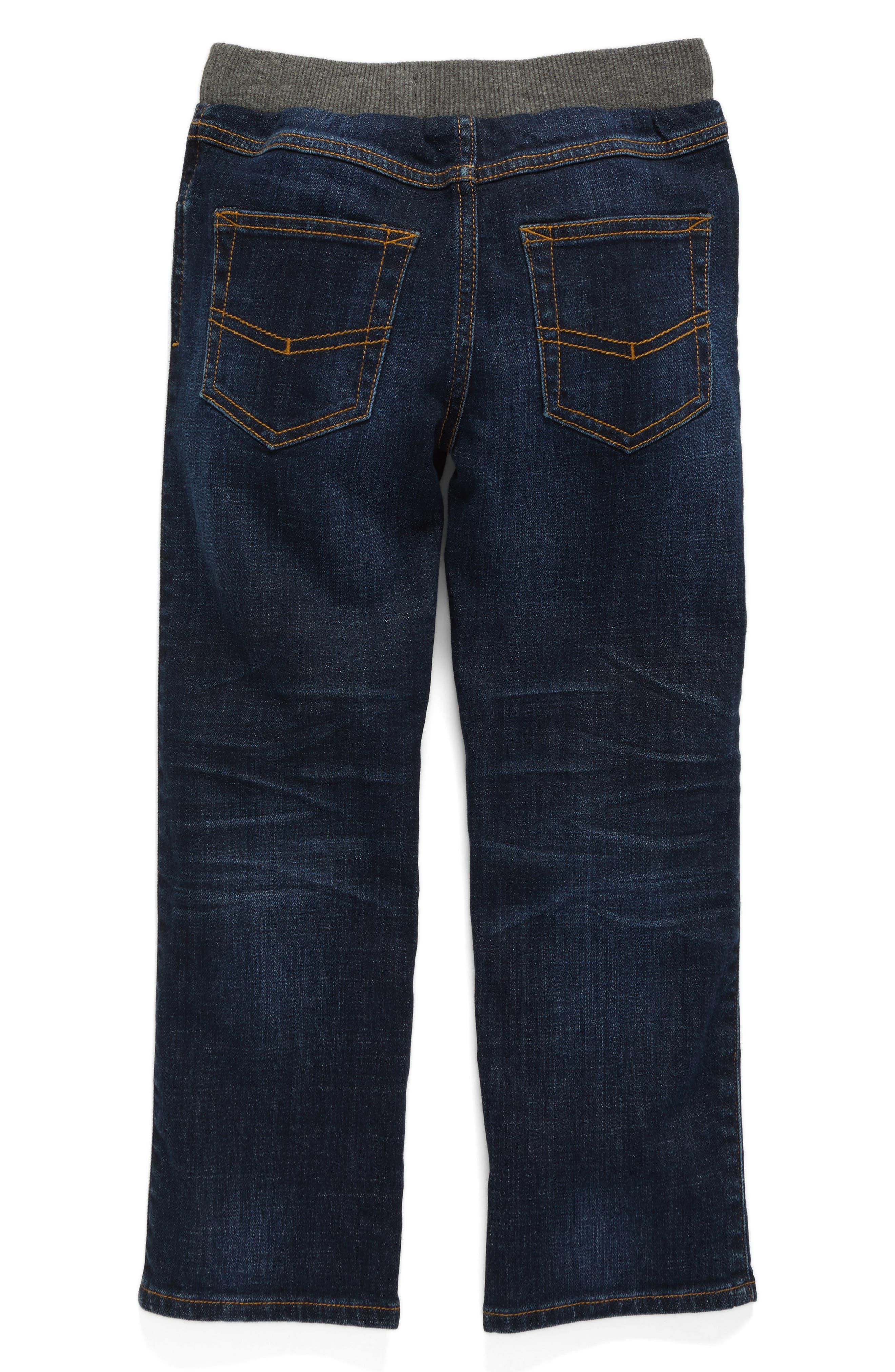 Alternate Image 2  - Tucker + Tate Straight Leg Jeans (Toddler Boys & Little Boys)