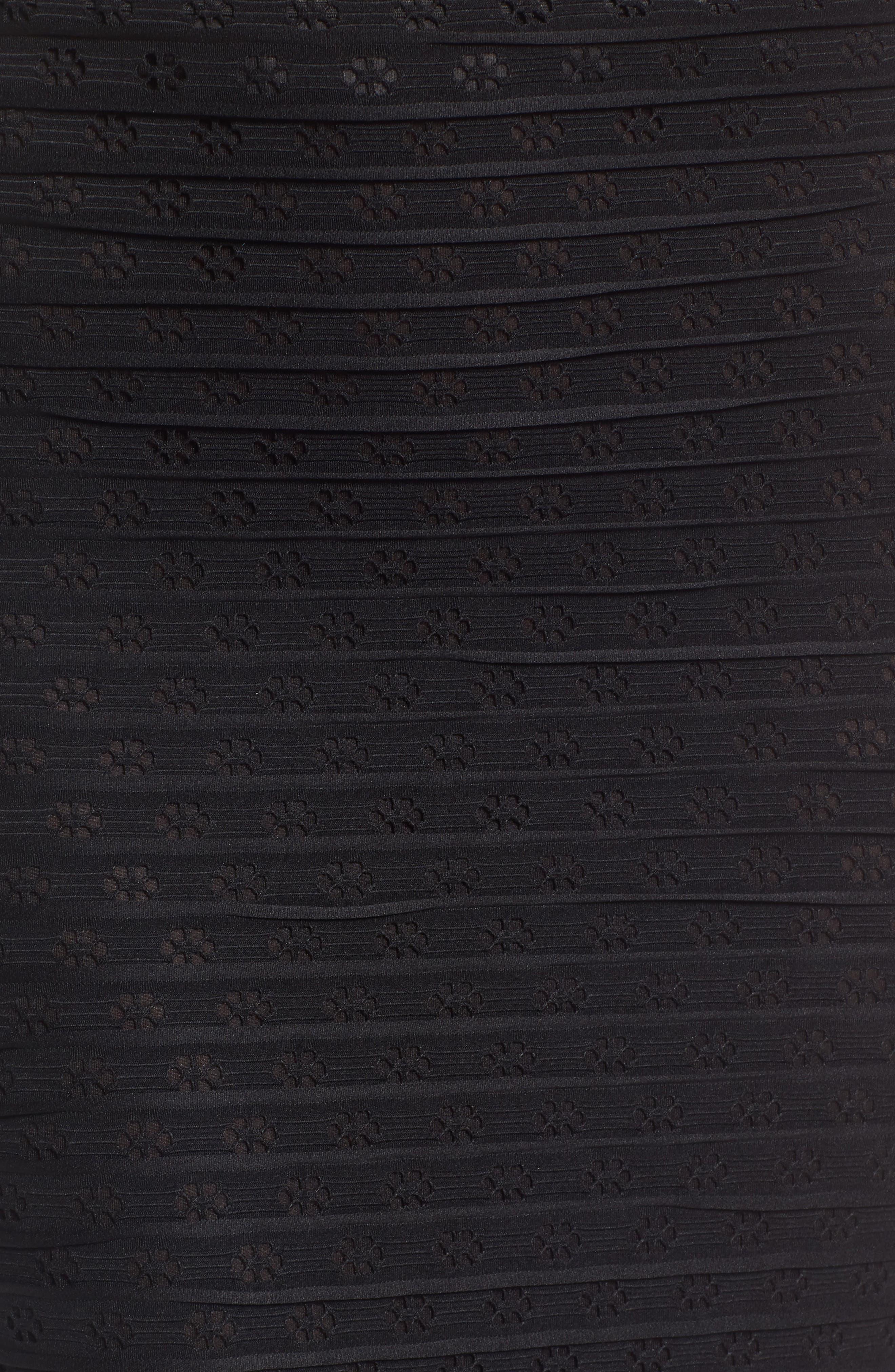 Alternate Image 5  - CeCe Jacquard Knit Pencil Skirt