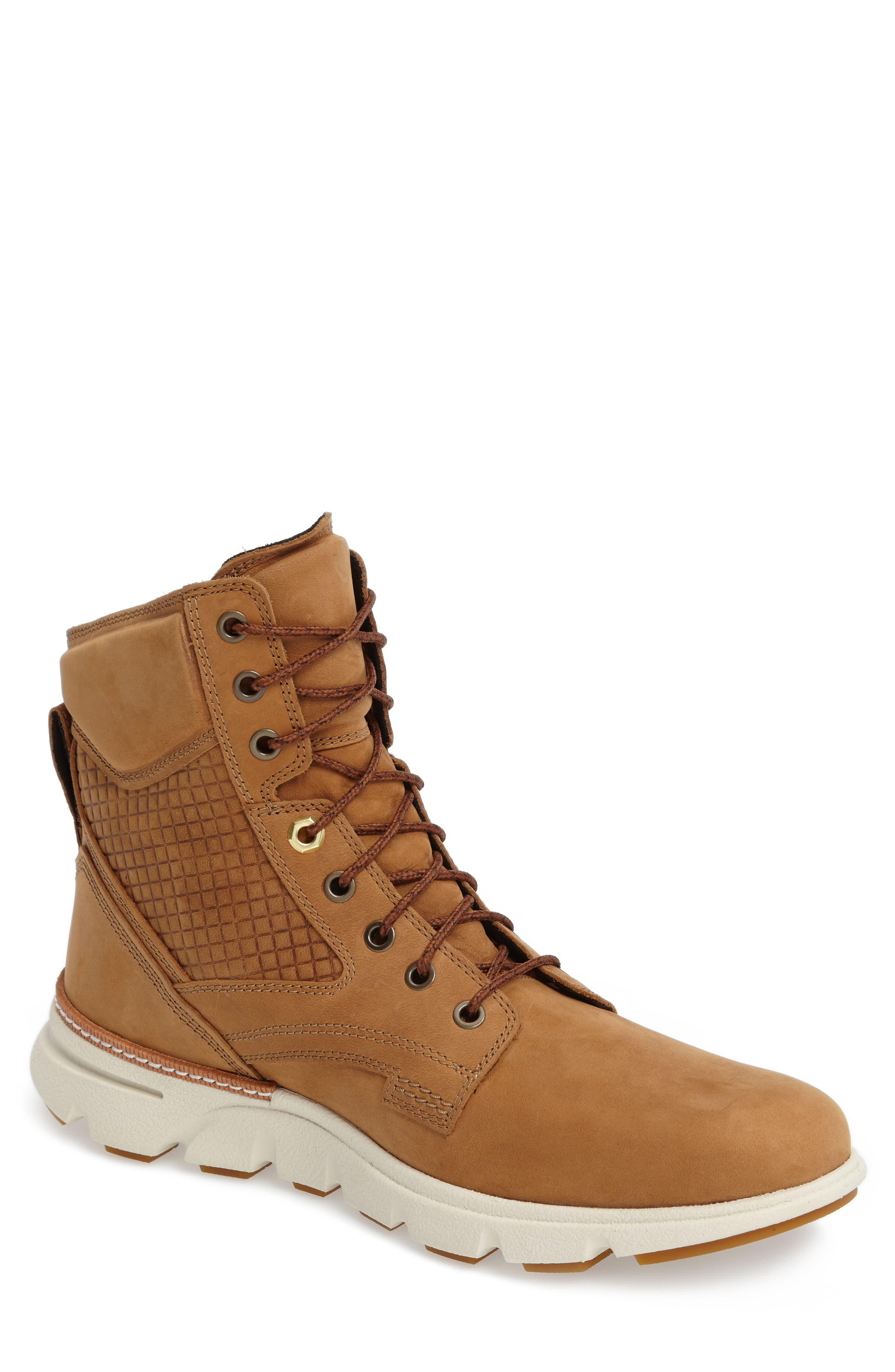 Alternate Image 1 Selected - Timberland Eagle Lace-Up Boot (Men)