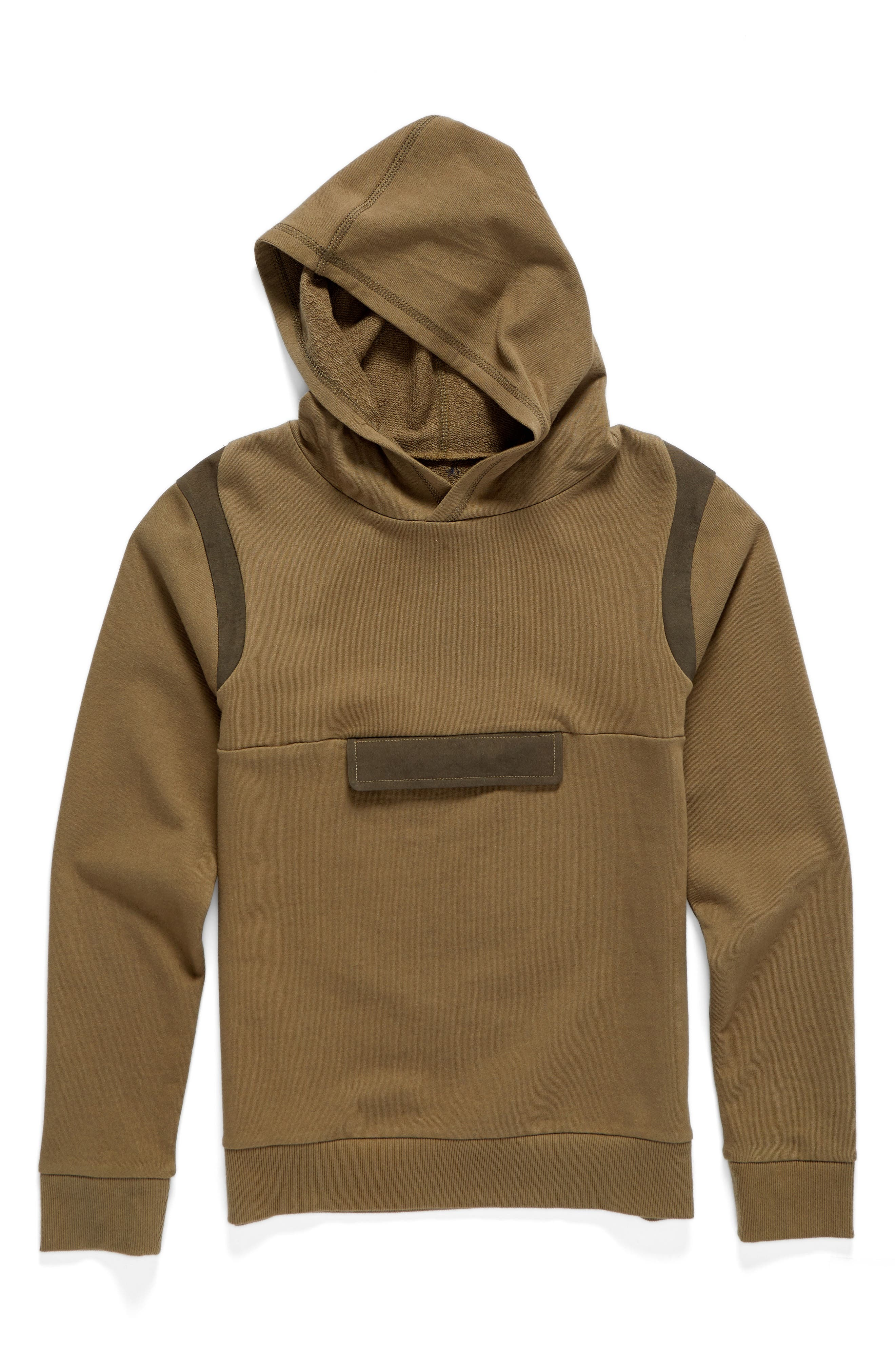 Tucker + Tate Fleece Pullover Hoodie (Big Boys)