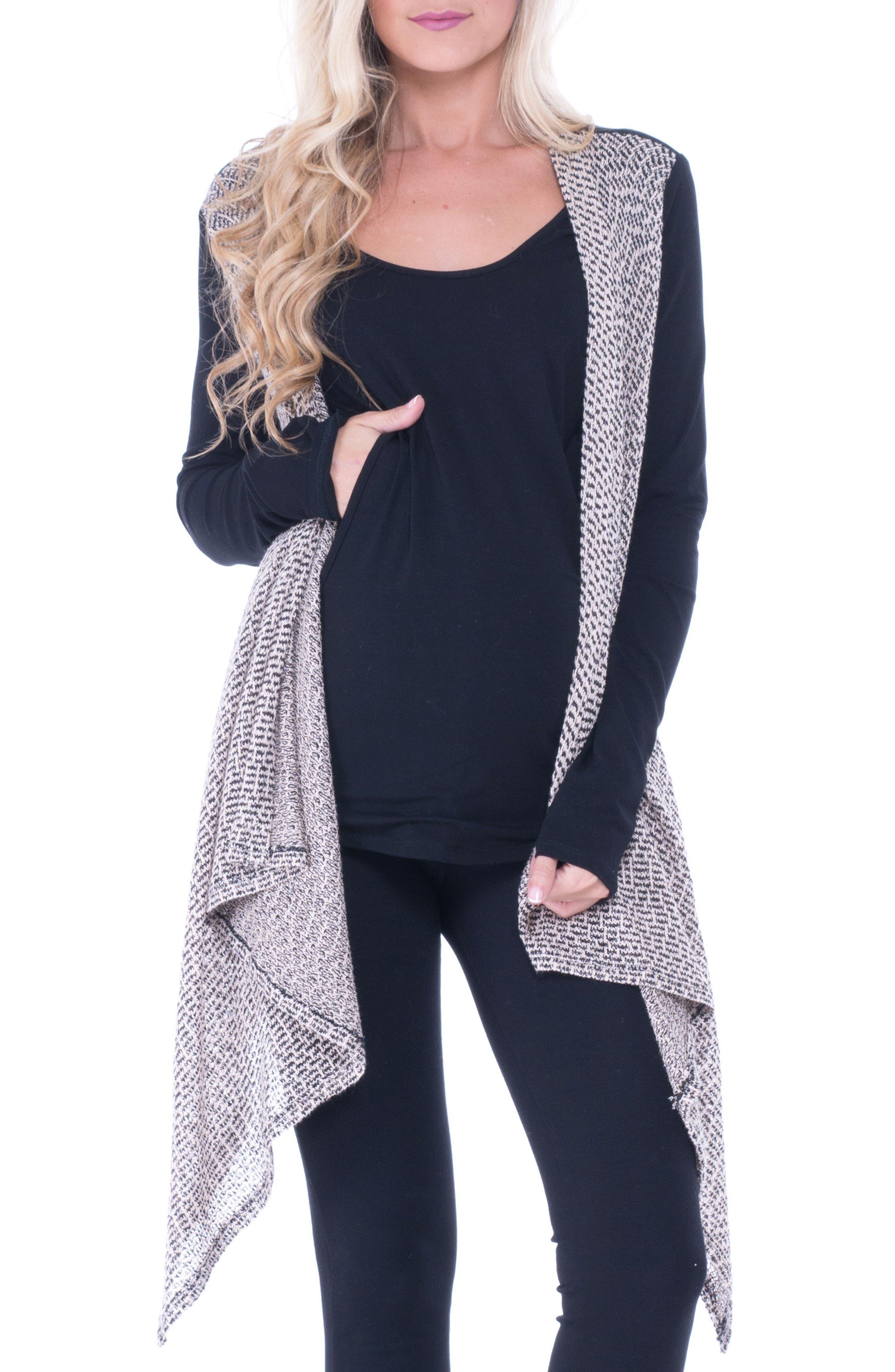 Olian Maternity/Nursing Top