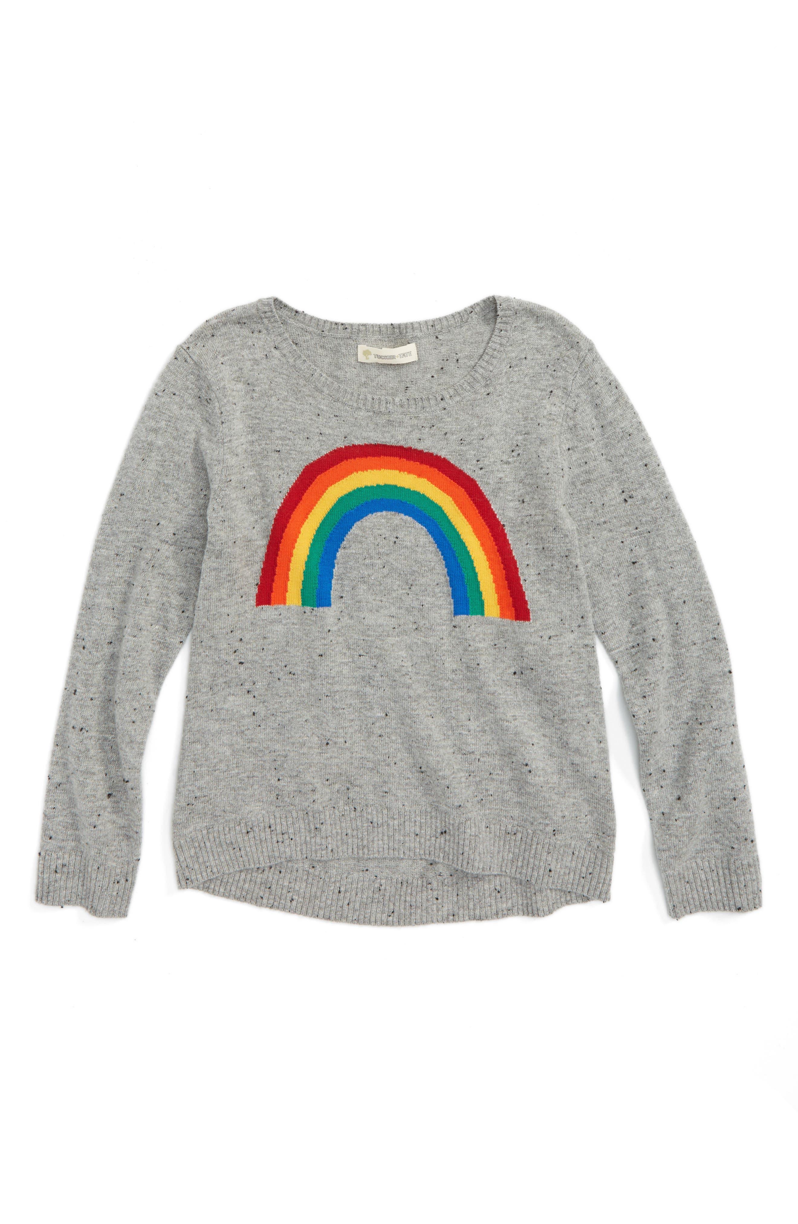 Tucker + Tate Icon Sweater (Toddler Girls, Little Girls & Big Girls)