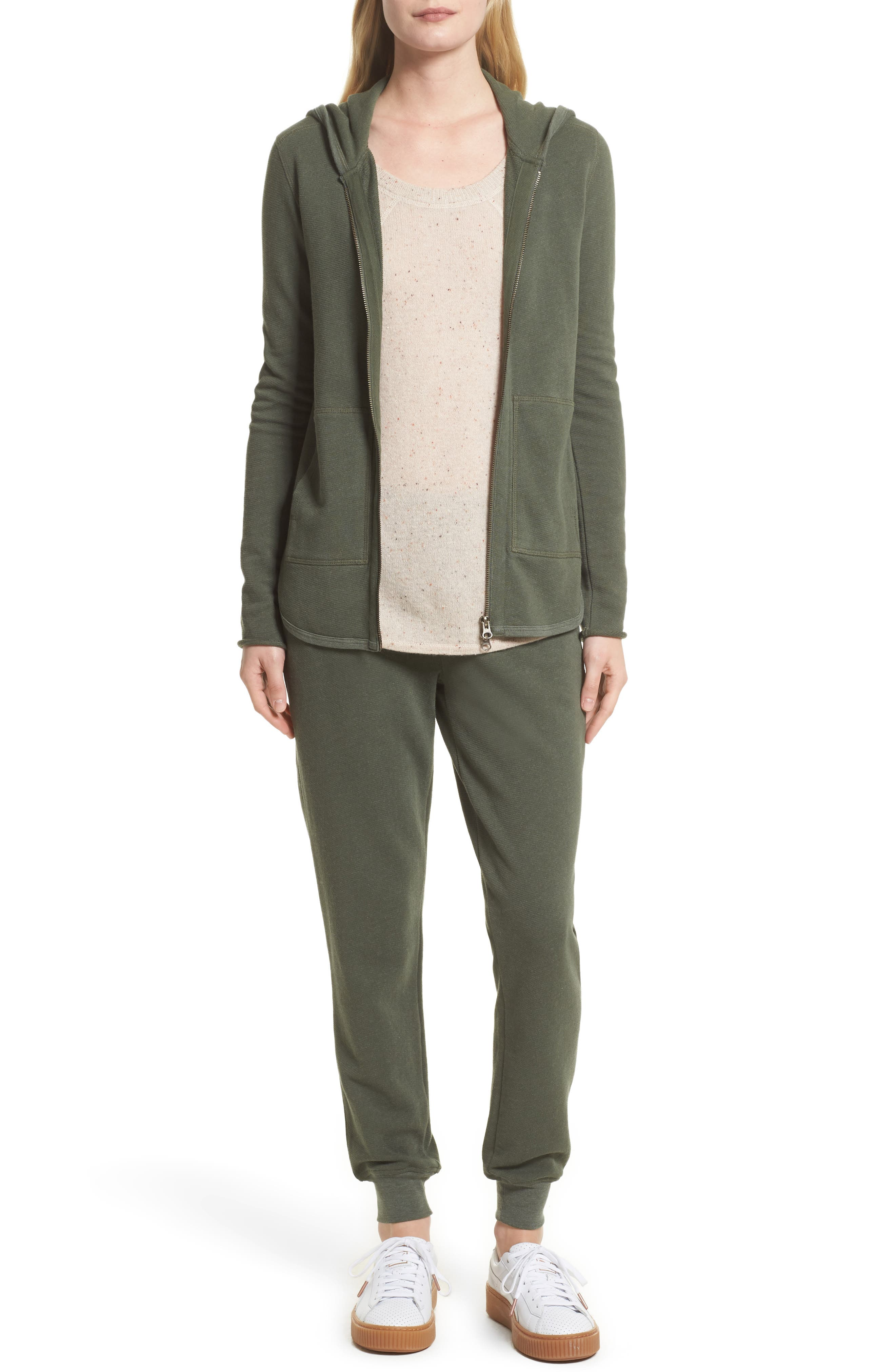 Alternate Image 6  - ATM Anthony Thomas Melillo Cashmere Sweater (Nordstrom Exclusive)