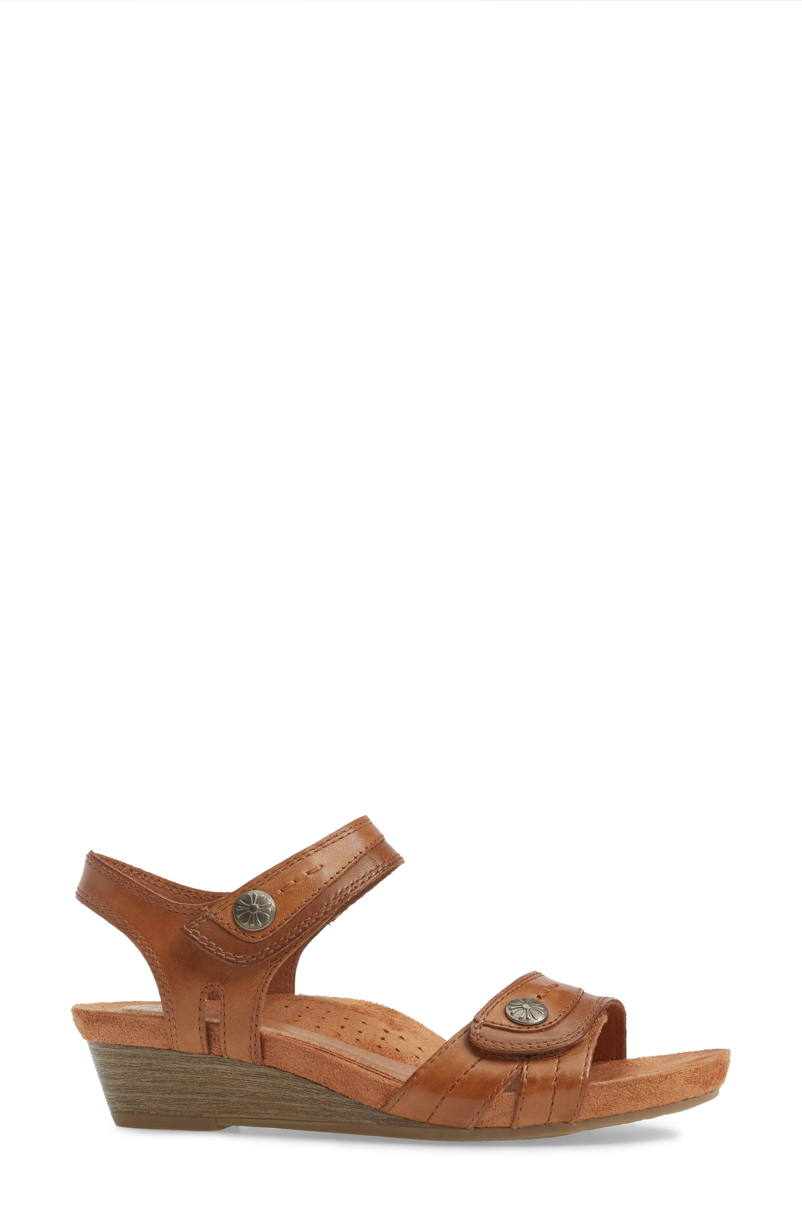 Alternate Image 3  - Rockport Cobb Hill Hollywood Wedge Sandal (Women)