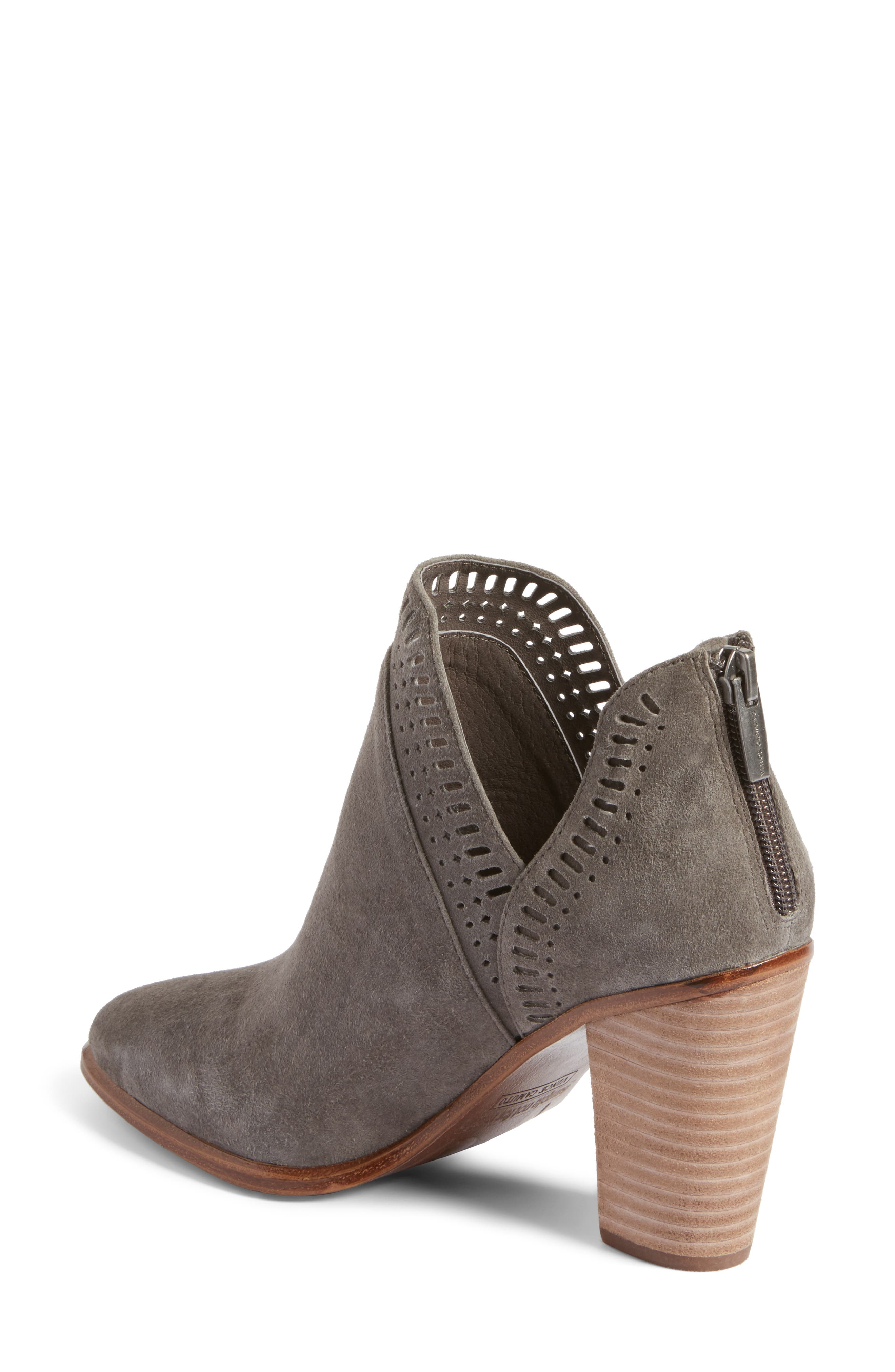 Alternate Image 2  - Vince Camuto Fileana Split Shaft Bootie (Women)