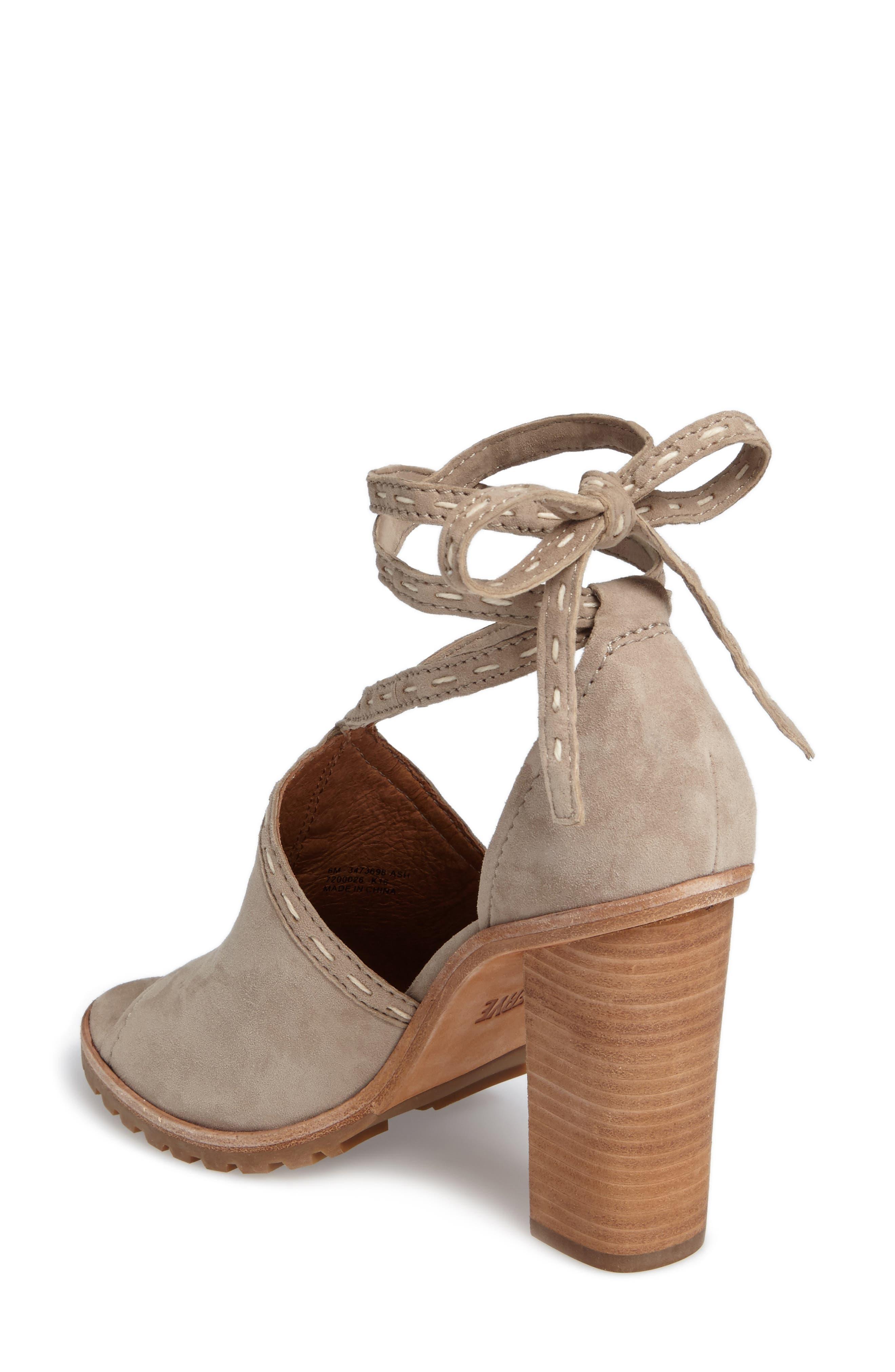 Alternate Image 2  - Frye Suzie Wraparound Sandal (Women)