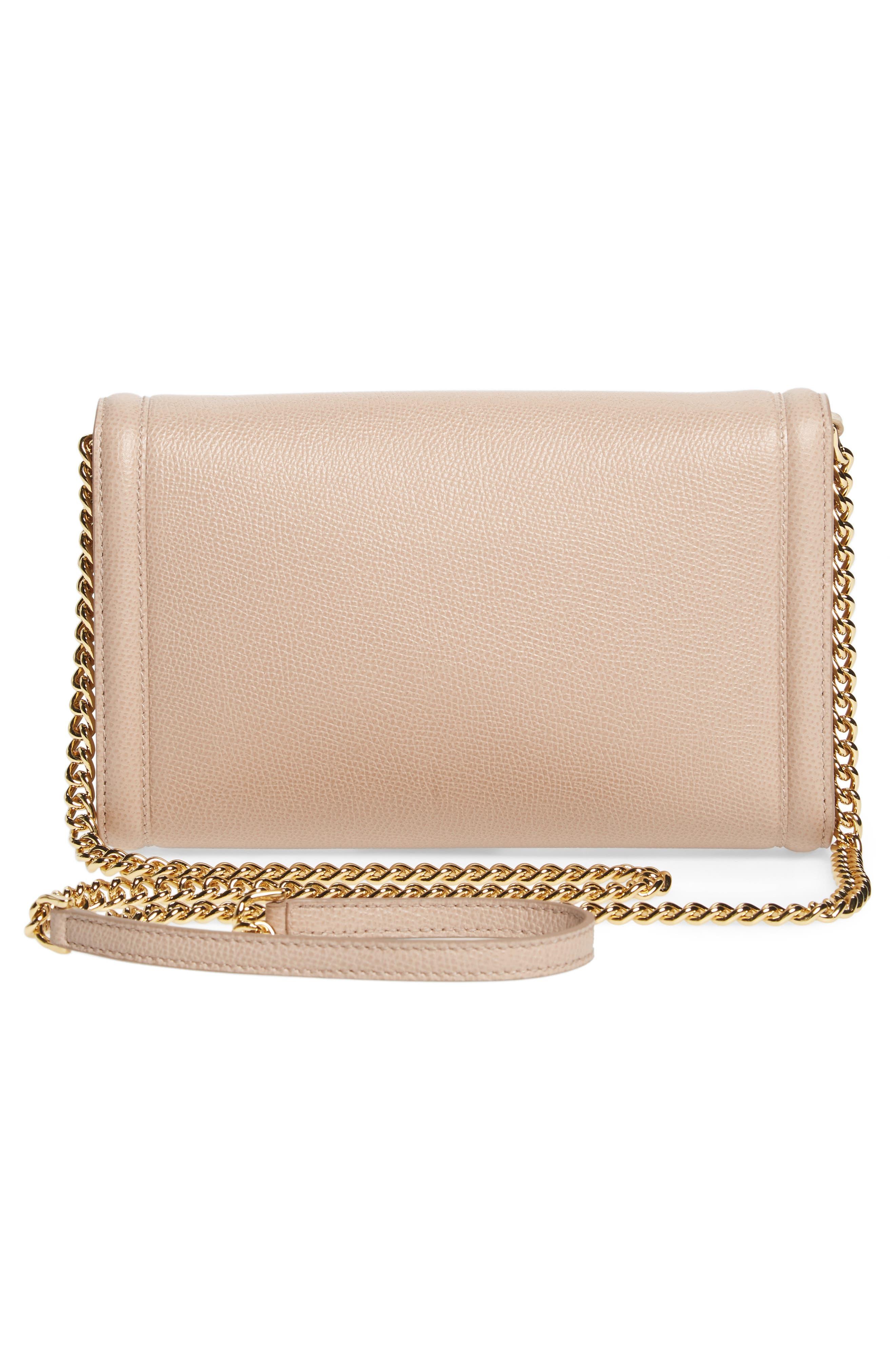 Alternate Image 3  - Salvatore Ferragamo Mini Vara Leather Crossbody Bag