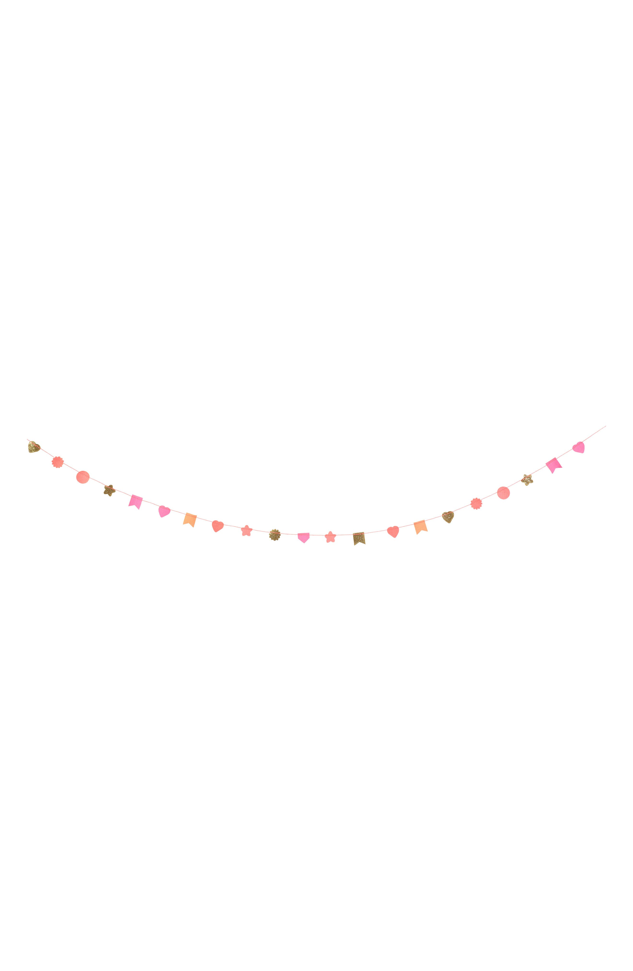 Alternate Image 4  - Meri Meri Pink Wall Art Bundle