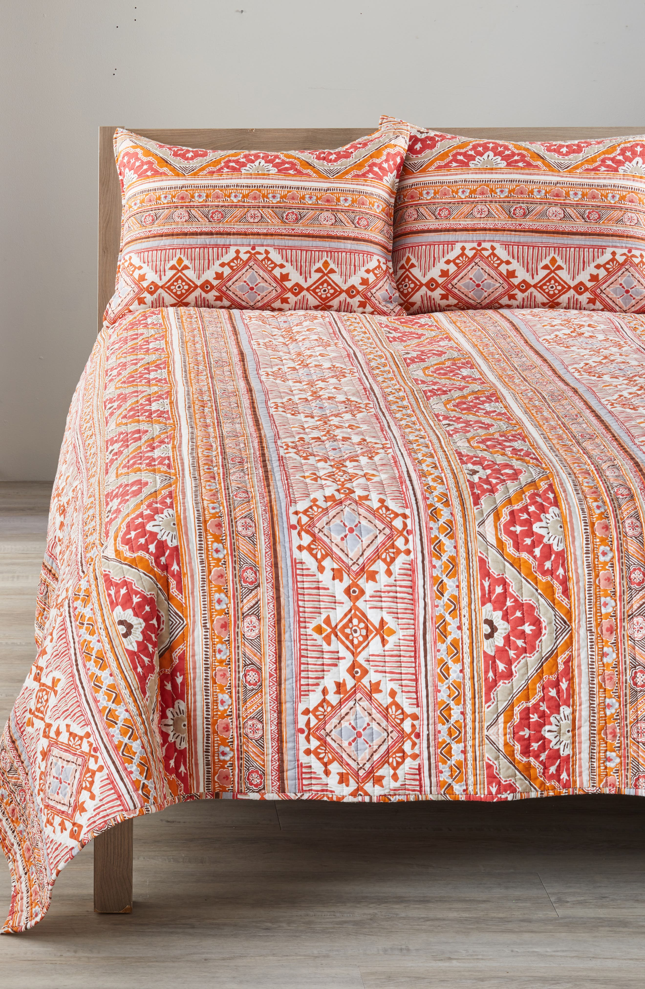 Alternate Image 1 Selected - Levtex Piper Reversible Quilt