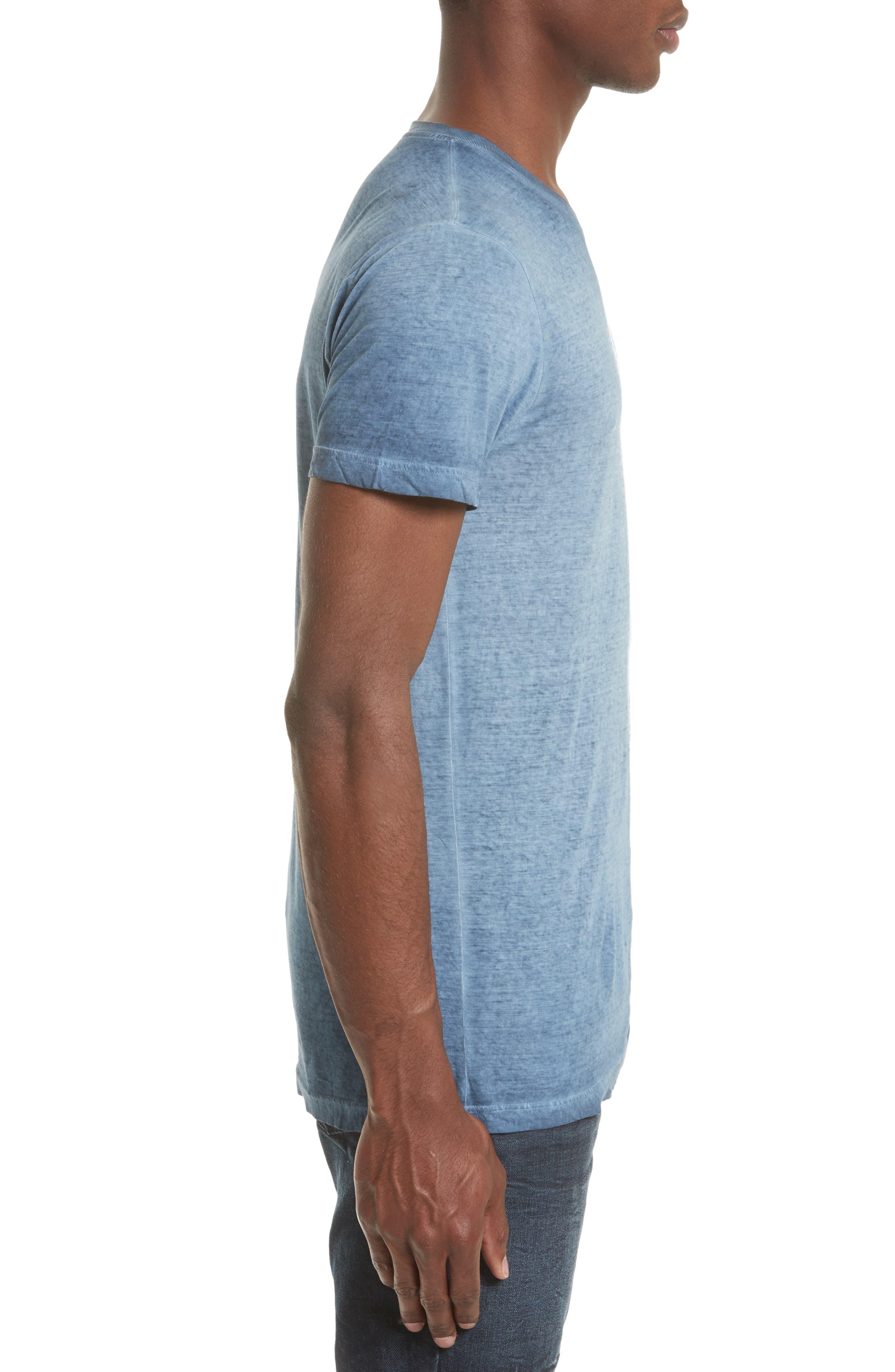 Alternate Image 3  - Belstaff 'Trafford' Cotton Crewneck T-Shirt