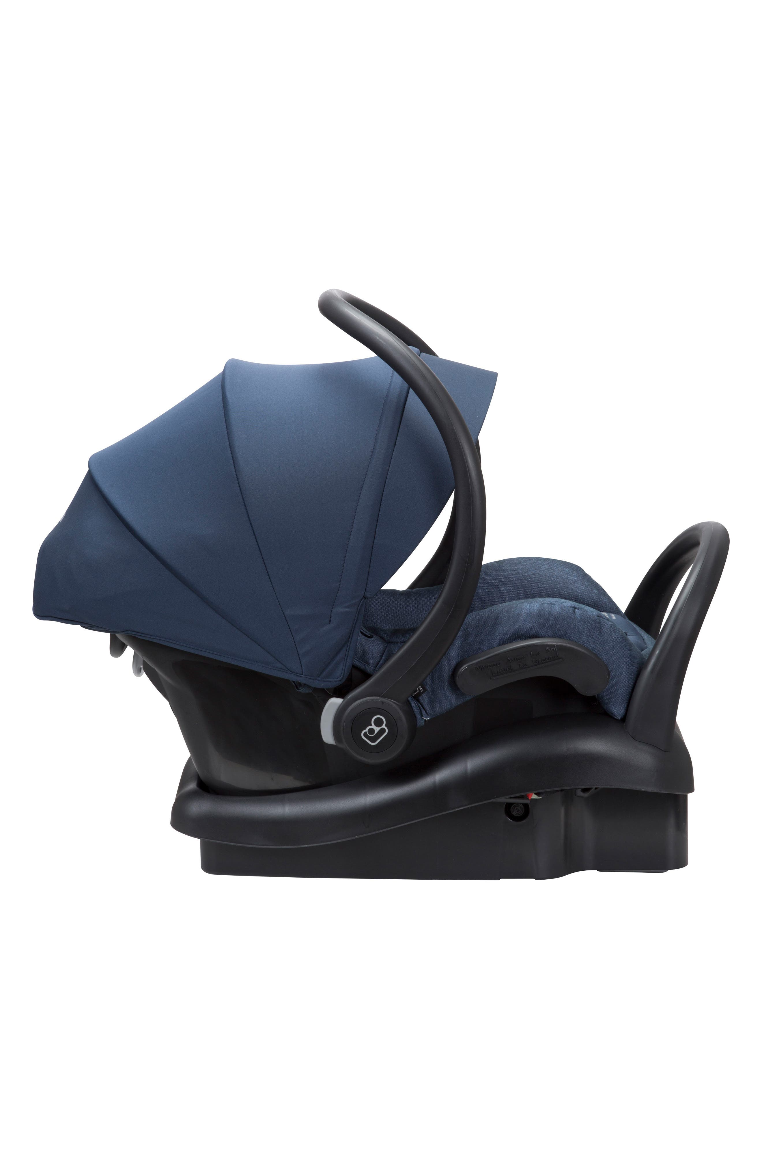 Mico Max 30 Nomad Collection Infant Car Seat,                             Alternate thumbnail 2, color,                             Nomad Blue