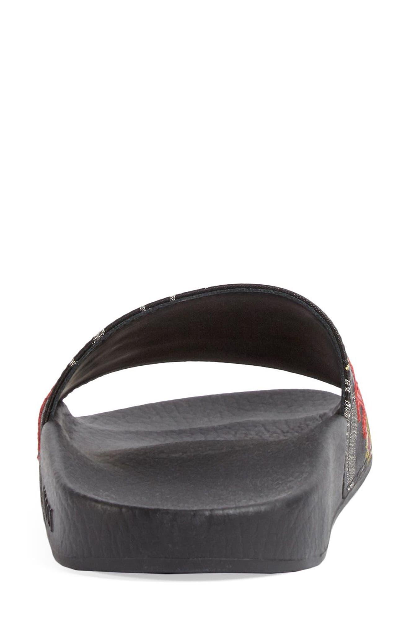 Alternate Image 4  - Gucci Pursuit Blind for Love Slide Sandal (Women)