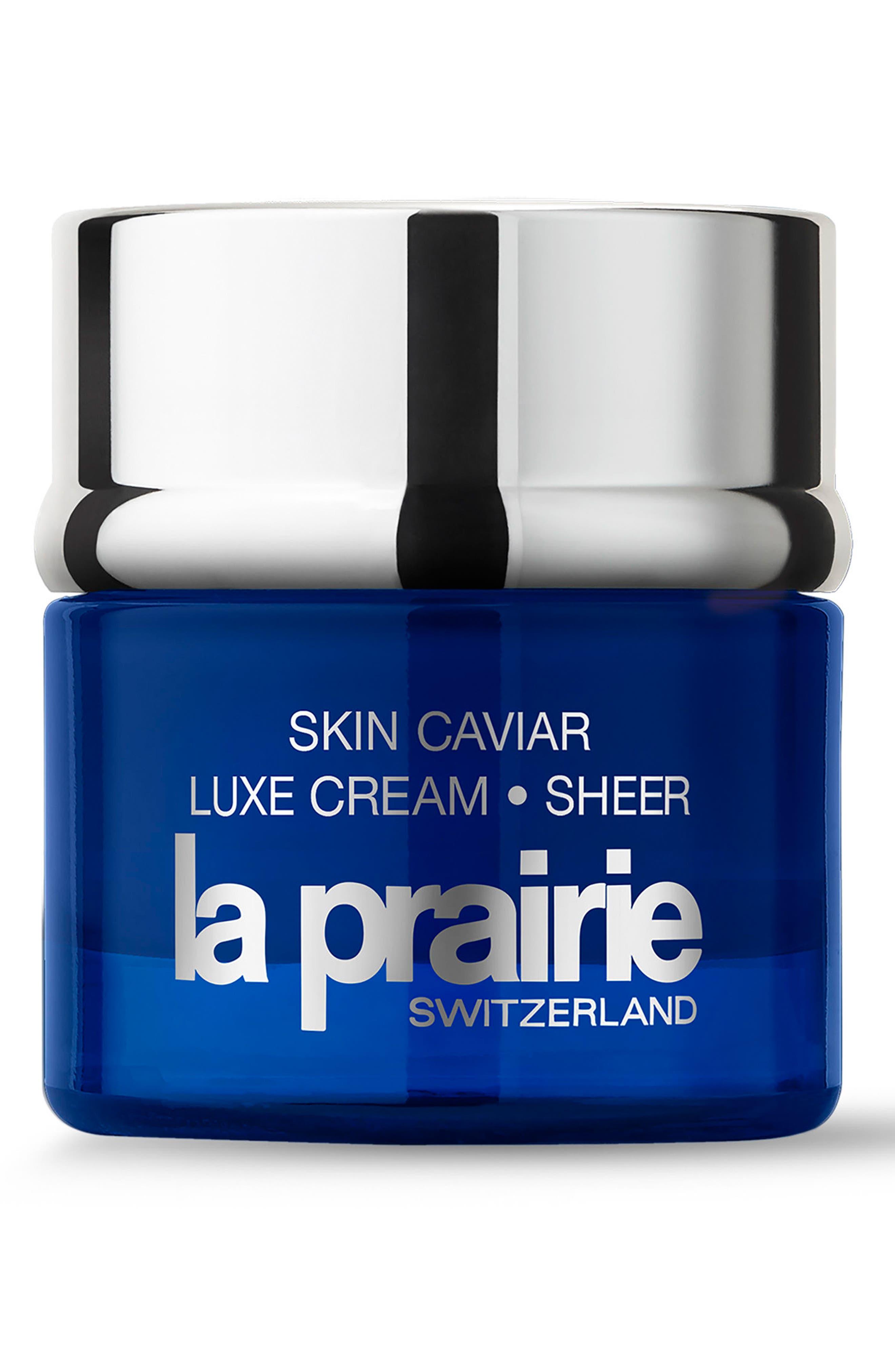 Skin Caviar Luxe Cream Sheer,                         Main,                         color, No Color